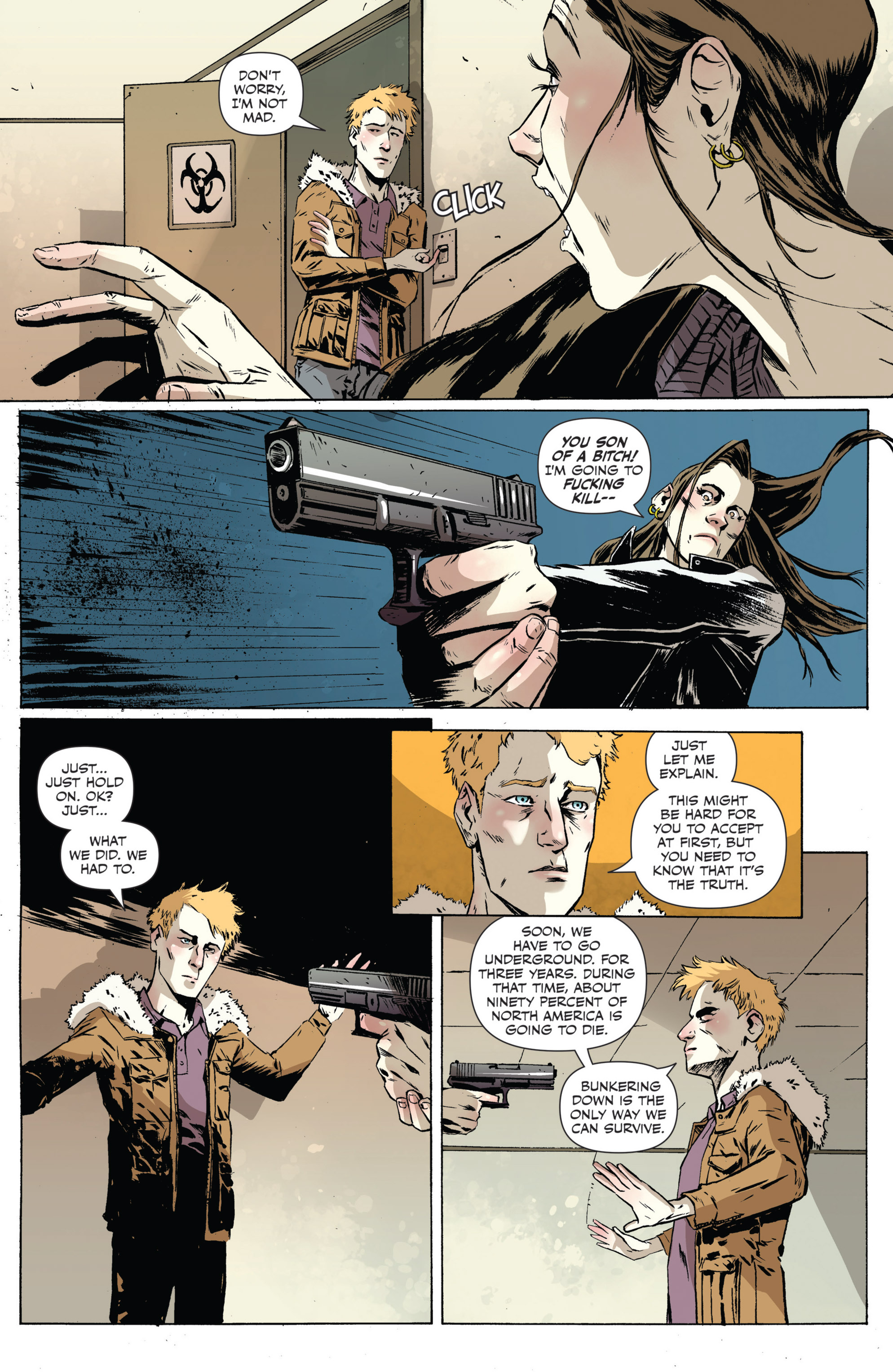 Read online Sheltered comic -  Issue #3 - 14