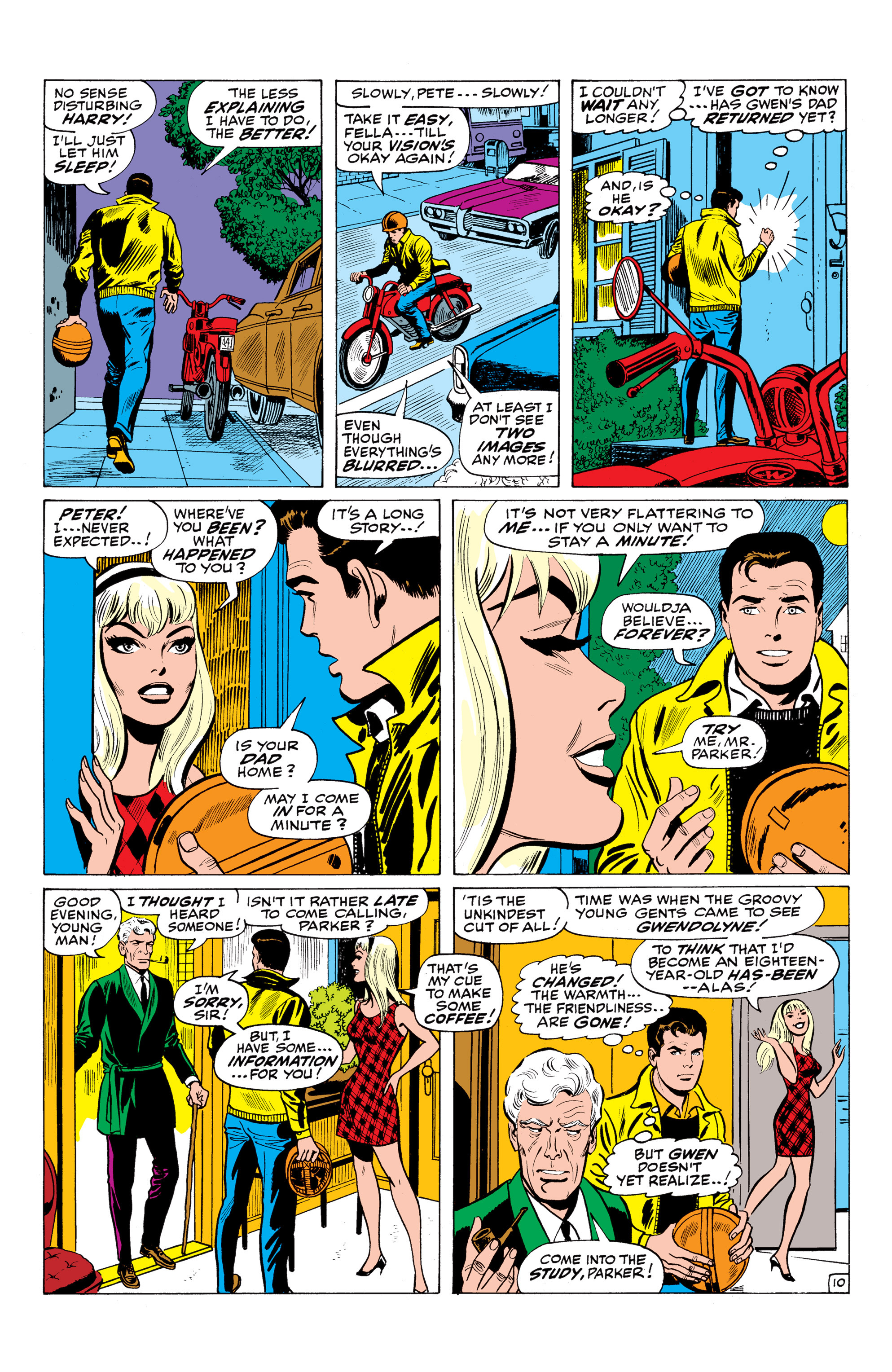 The Amazing Spider-Man (1963) 60 Page 10