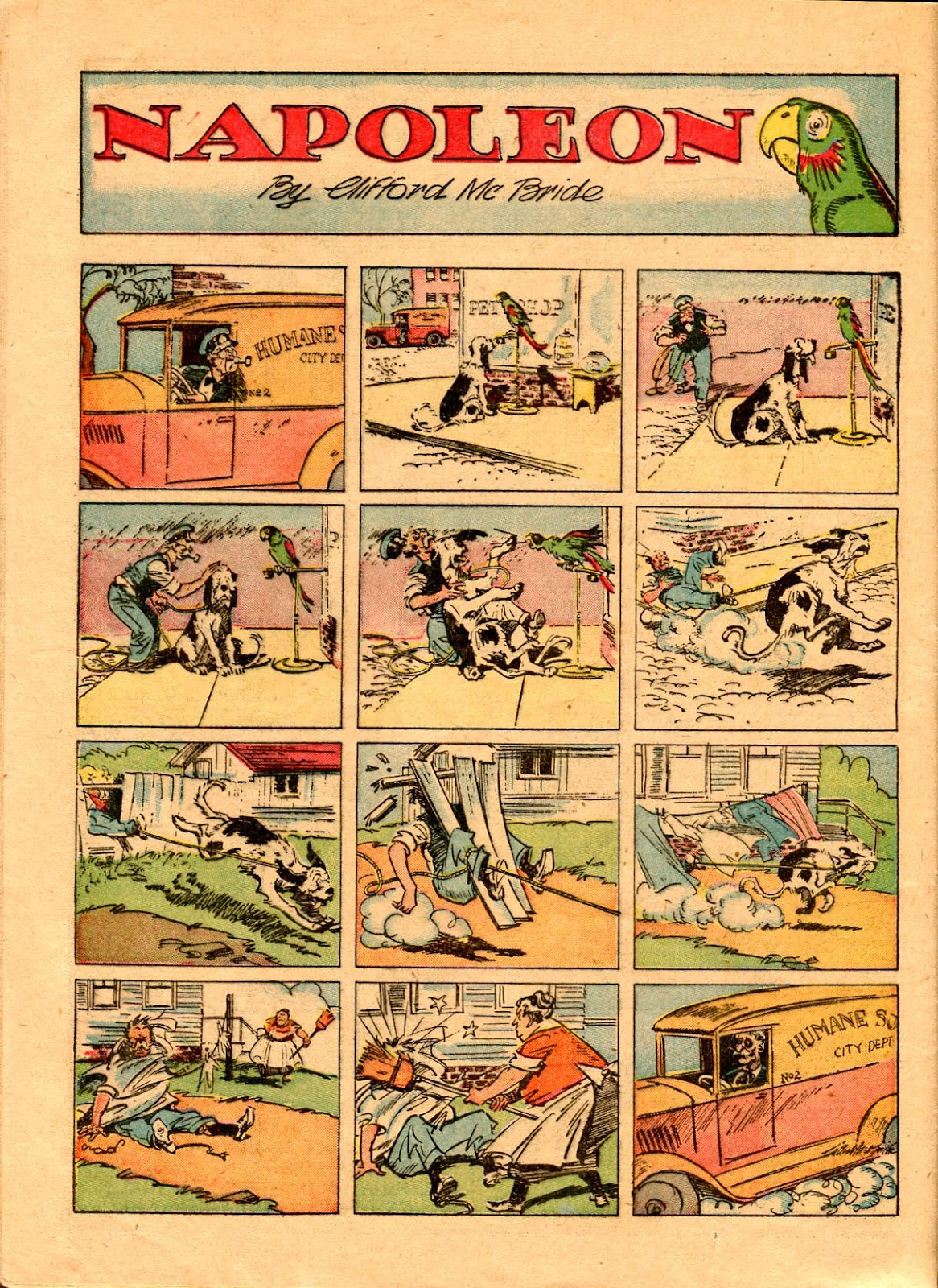 Read online Famous Funnies comic -  Issue #67 - 51