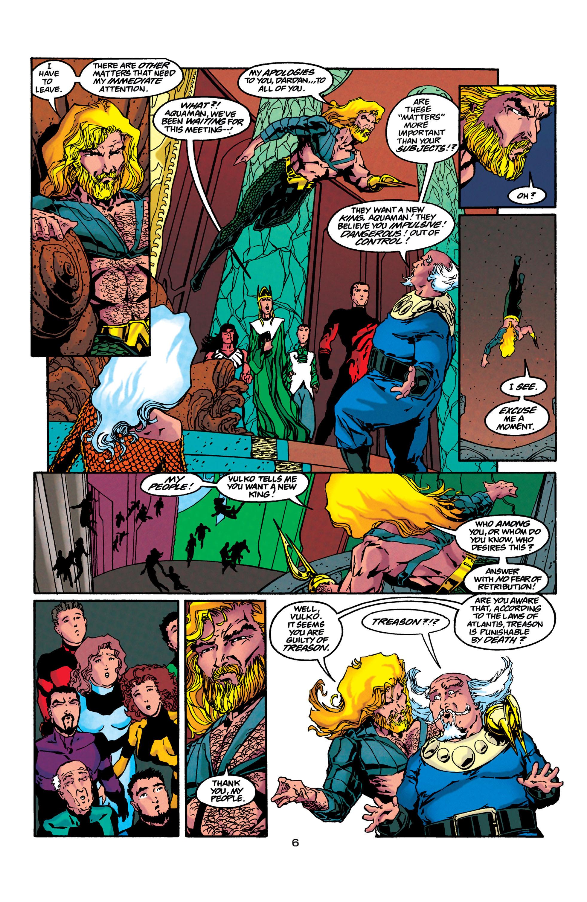 Read online Aquaman (1994) comic -  Issue #42 - 7