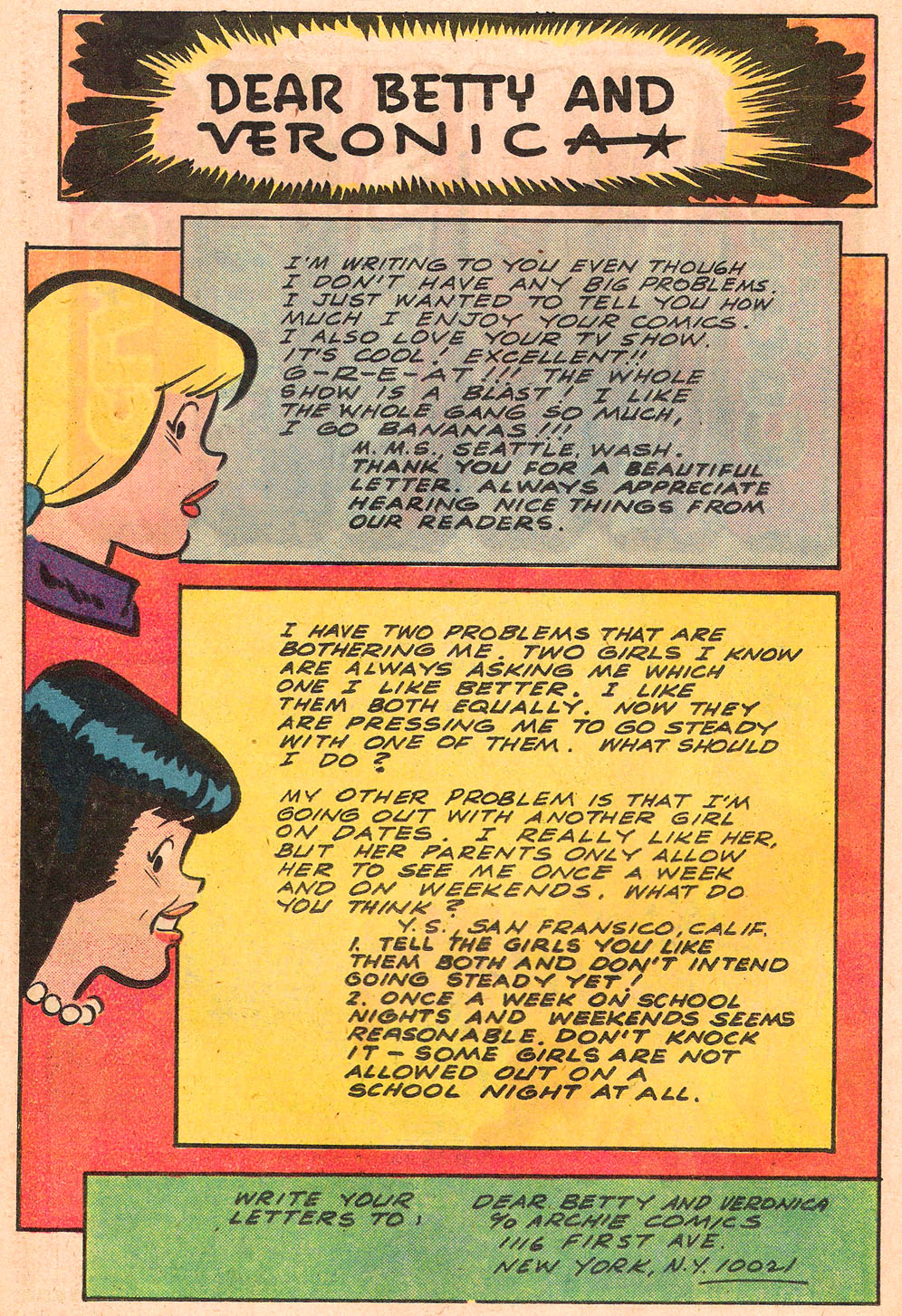 Read online Archie's Girls Betty and Veronica comic -  Issue #265 - 26