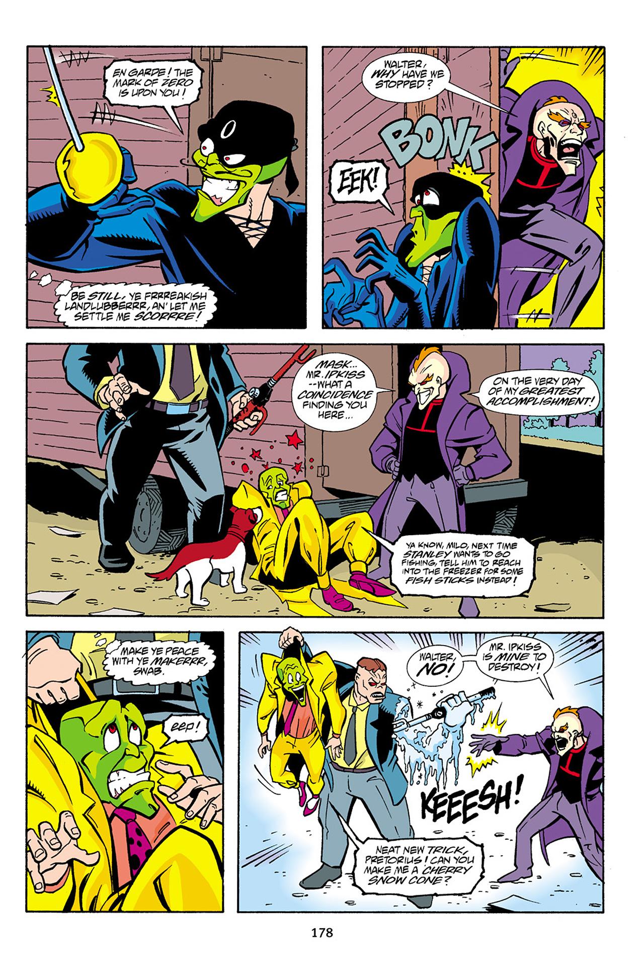 Read online Adventures Of The Mask Omnibus comic -  Issue #Adventures Of The Mask Omnibus Full - 177