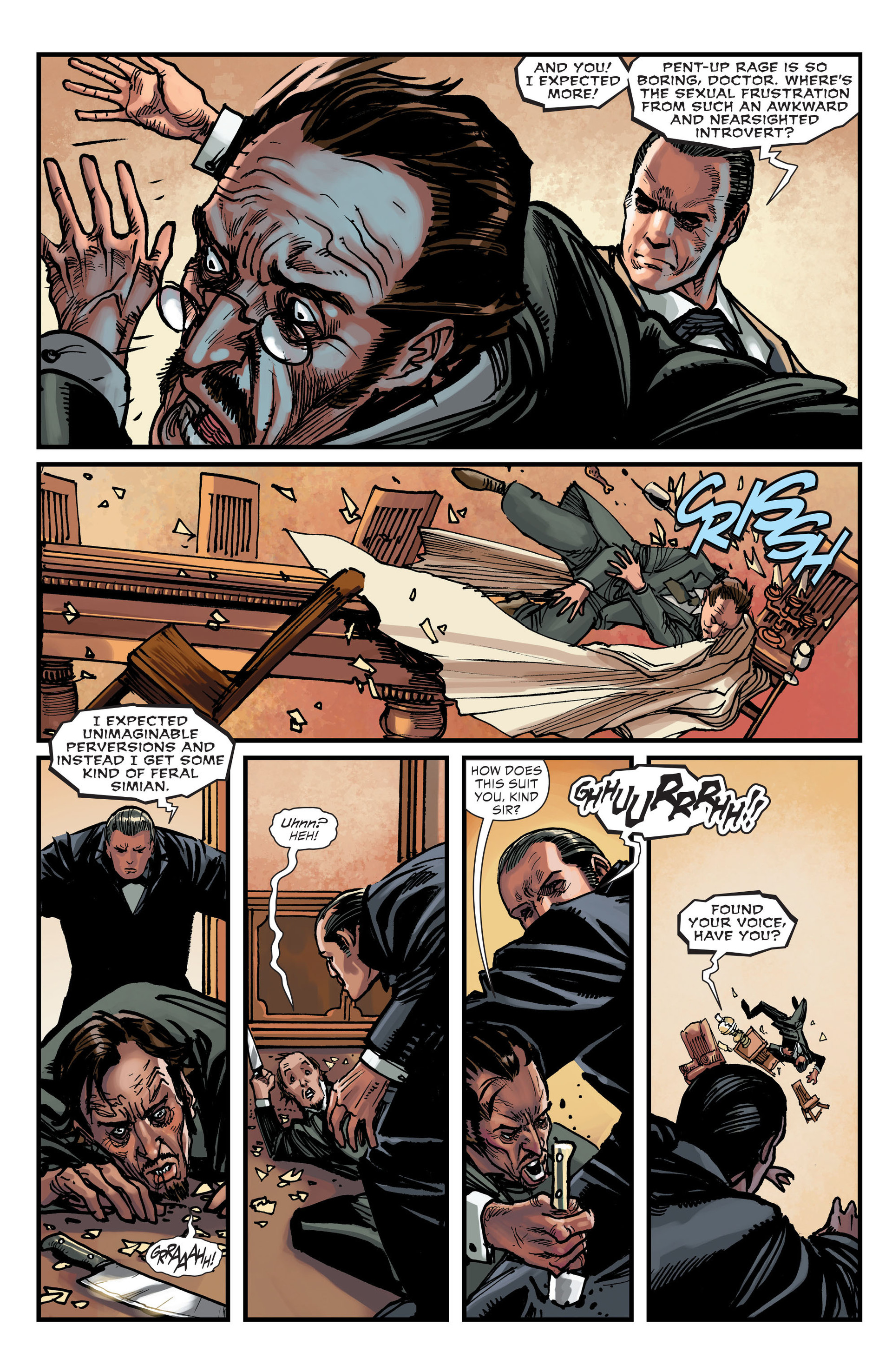 Read online All-Star Western (2011) comic -  Issue #15 - 9