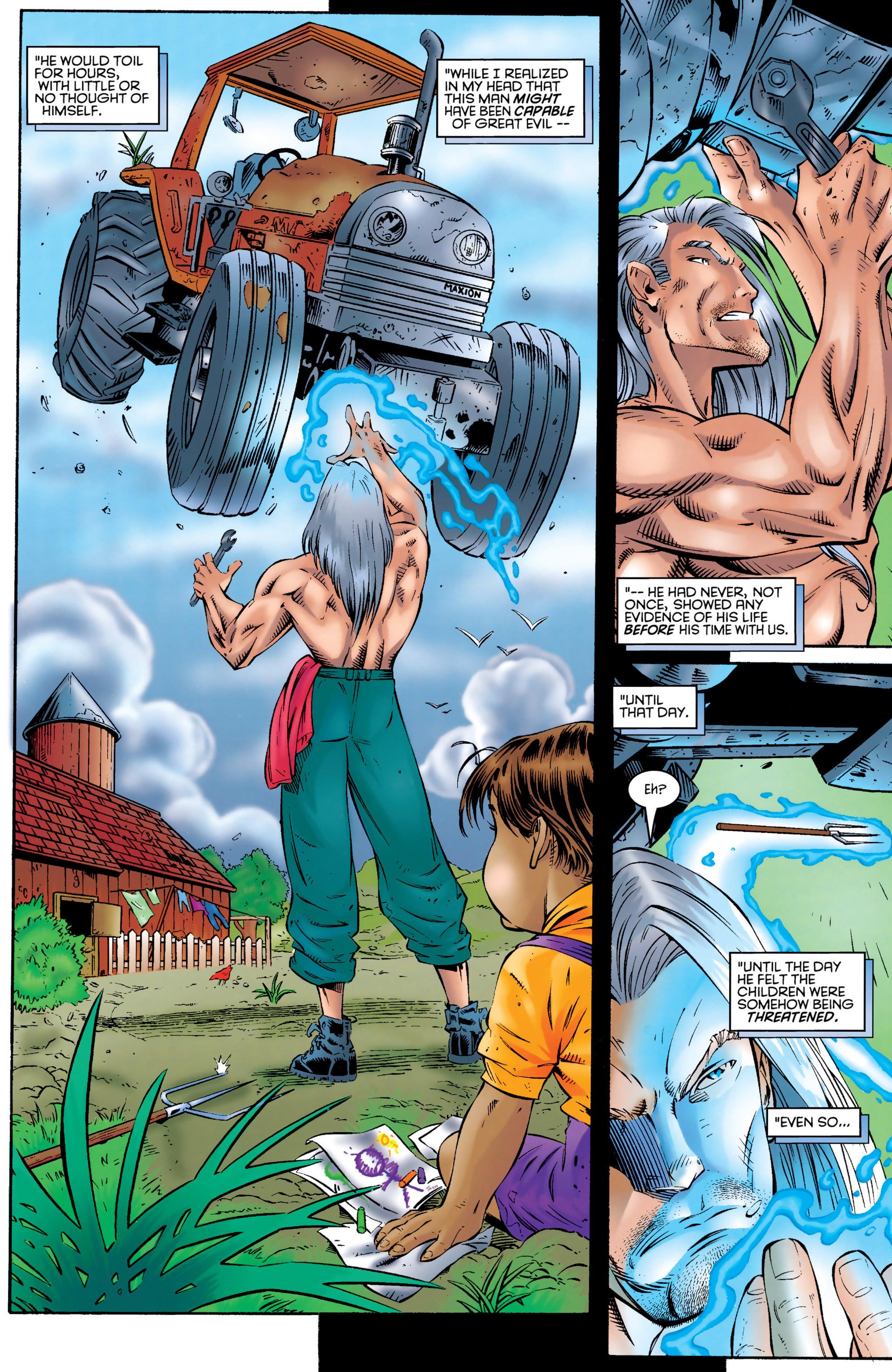 Read online Uncanny X-Men (1963) comic -  Issue #327 - 14