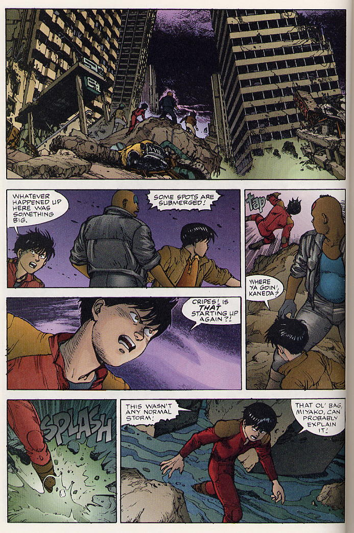 Read online Akira comic -  Issue #28 - 26