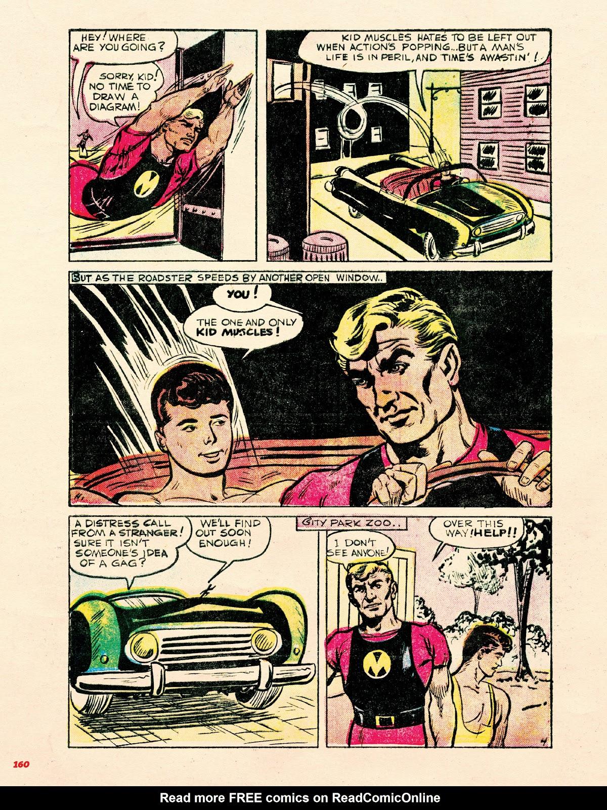 Read online Super Weird Heroes comic -  Issue # TPB 2 (Part 2) - 60
