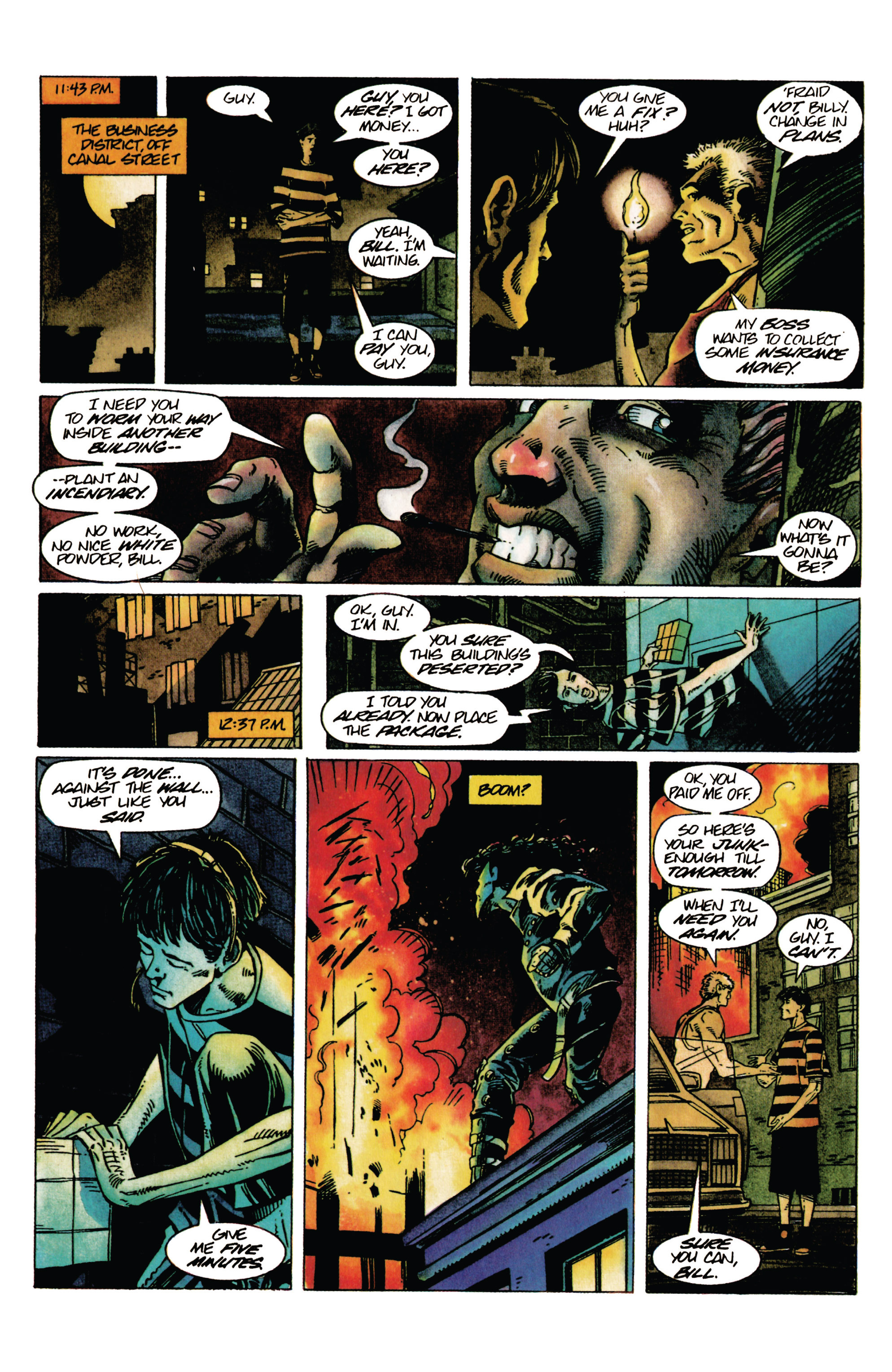 Read online Shadowman (1992) comic -  Issue #30 - 12