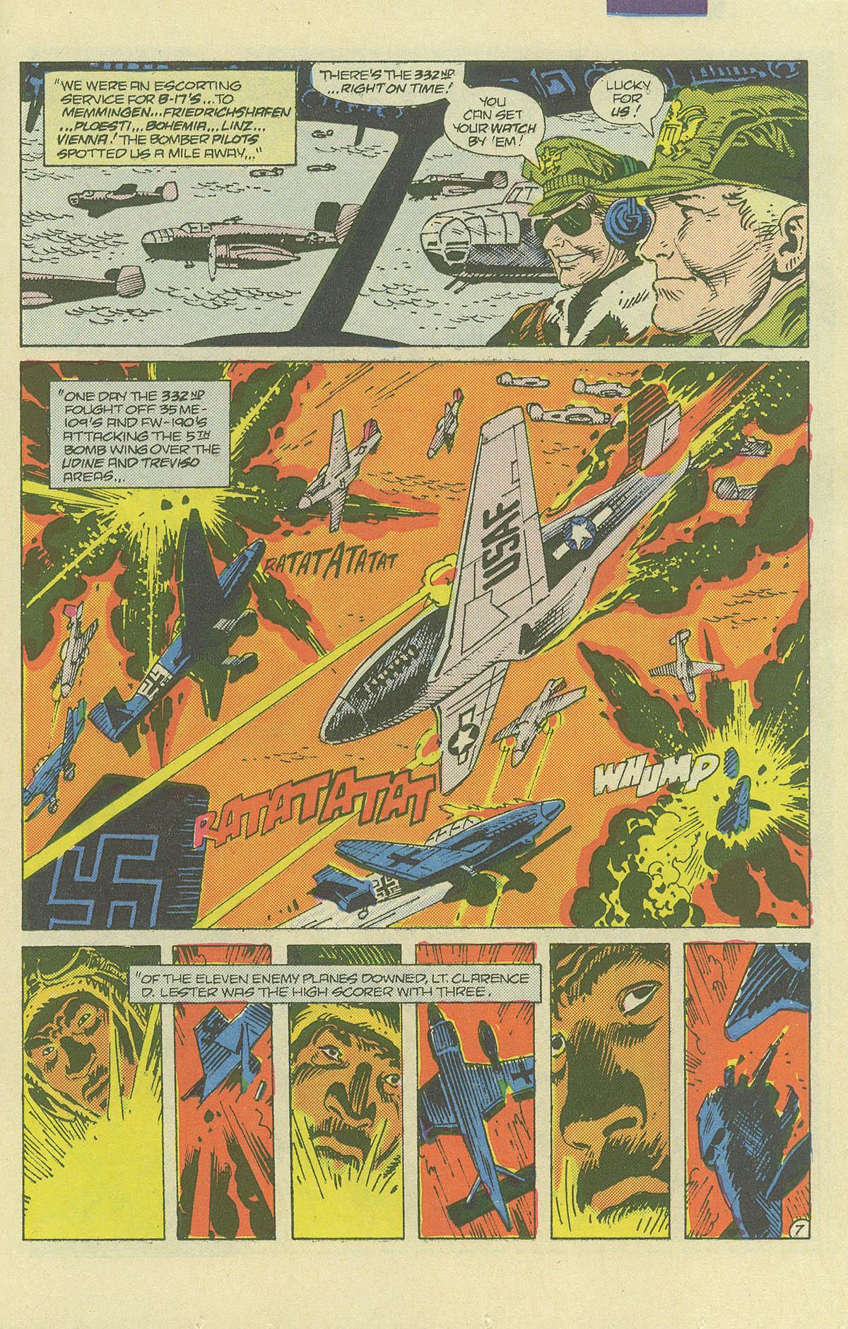 Read online Sgt. Rock comic -  Issue #406 - 10