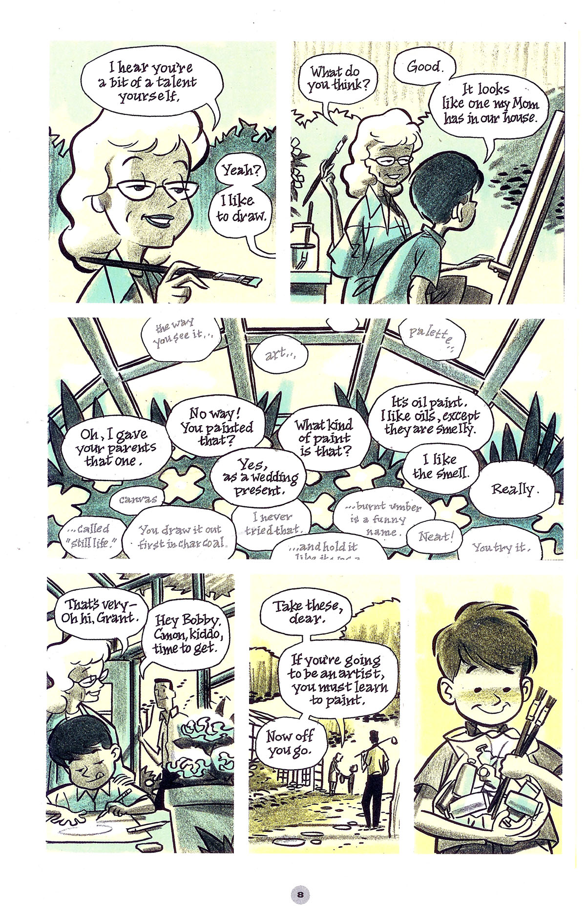 Read online Solo (2004) comic -  Issue #5 - 9