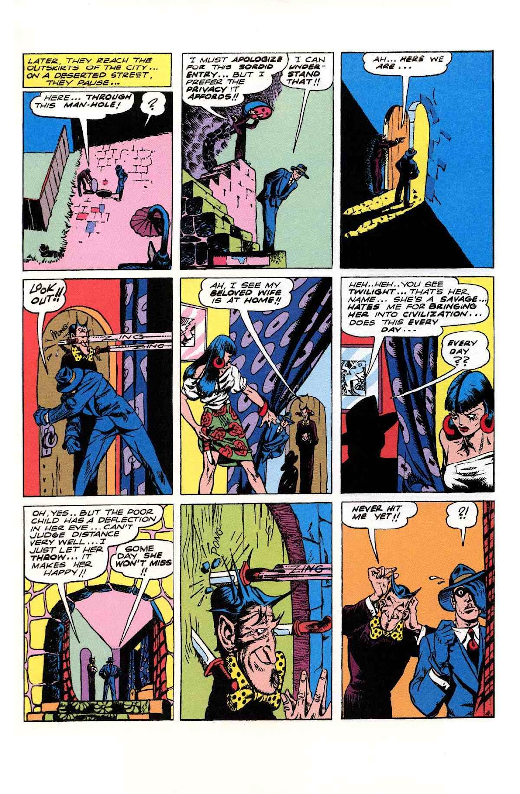 Read online Will Eisner's The Spirit Archives comic -  Issue # TPB 2 (Part 2) - 88