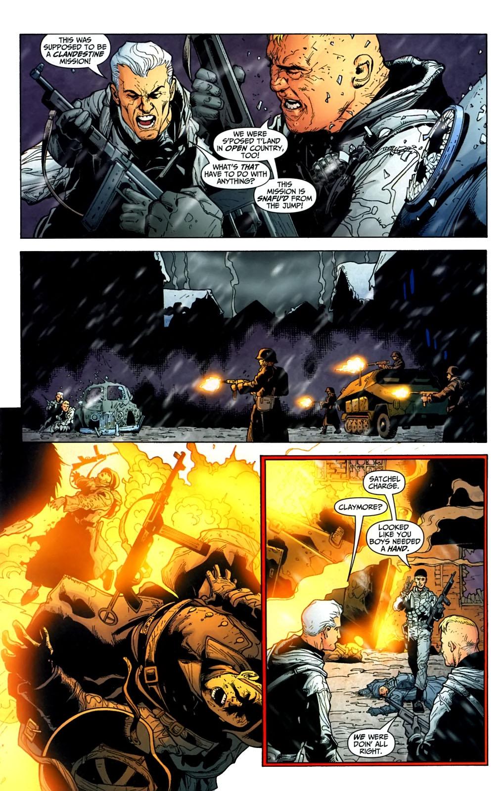 Read online Team Zero comic -  Issue #3 - 8