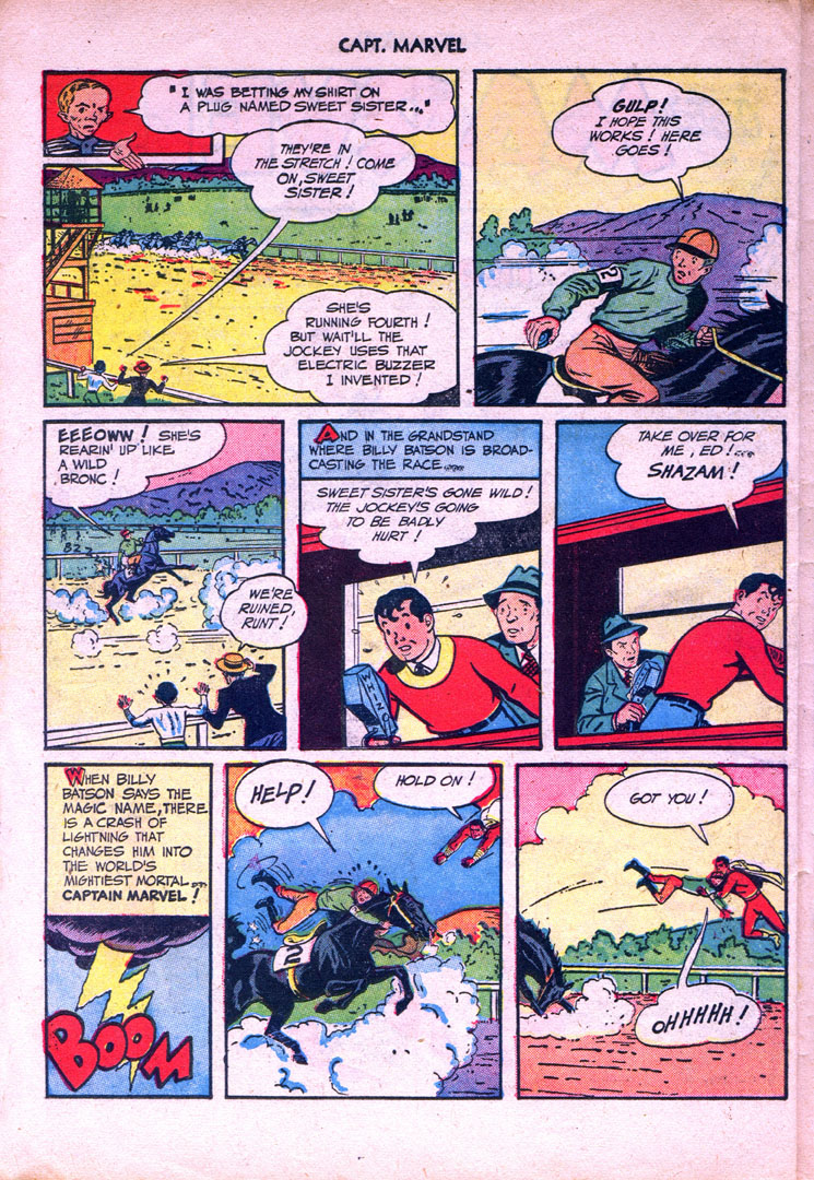 Captain Marvel Adventures issue 87 - Page 41