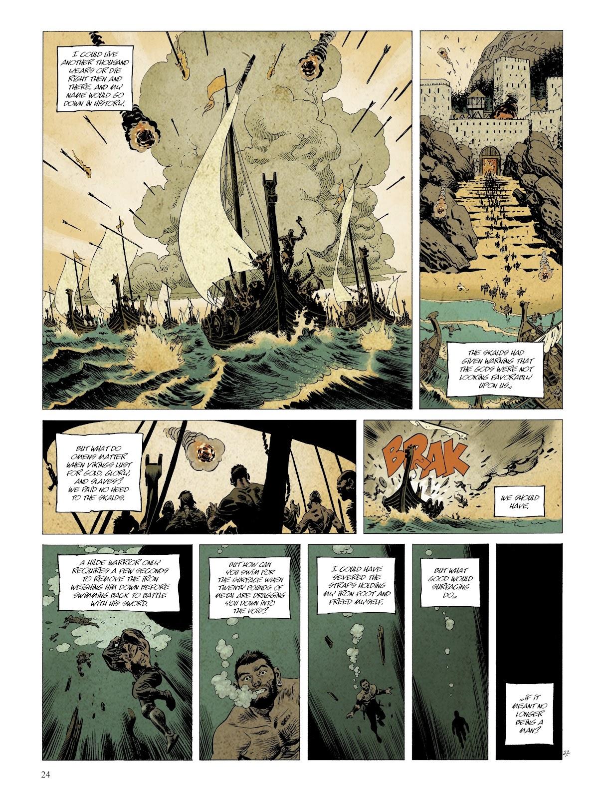 Read online Asgard comic -  Issue #2 - 26