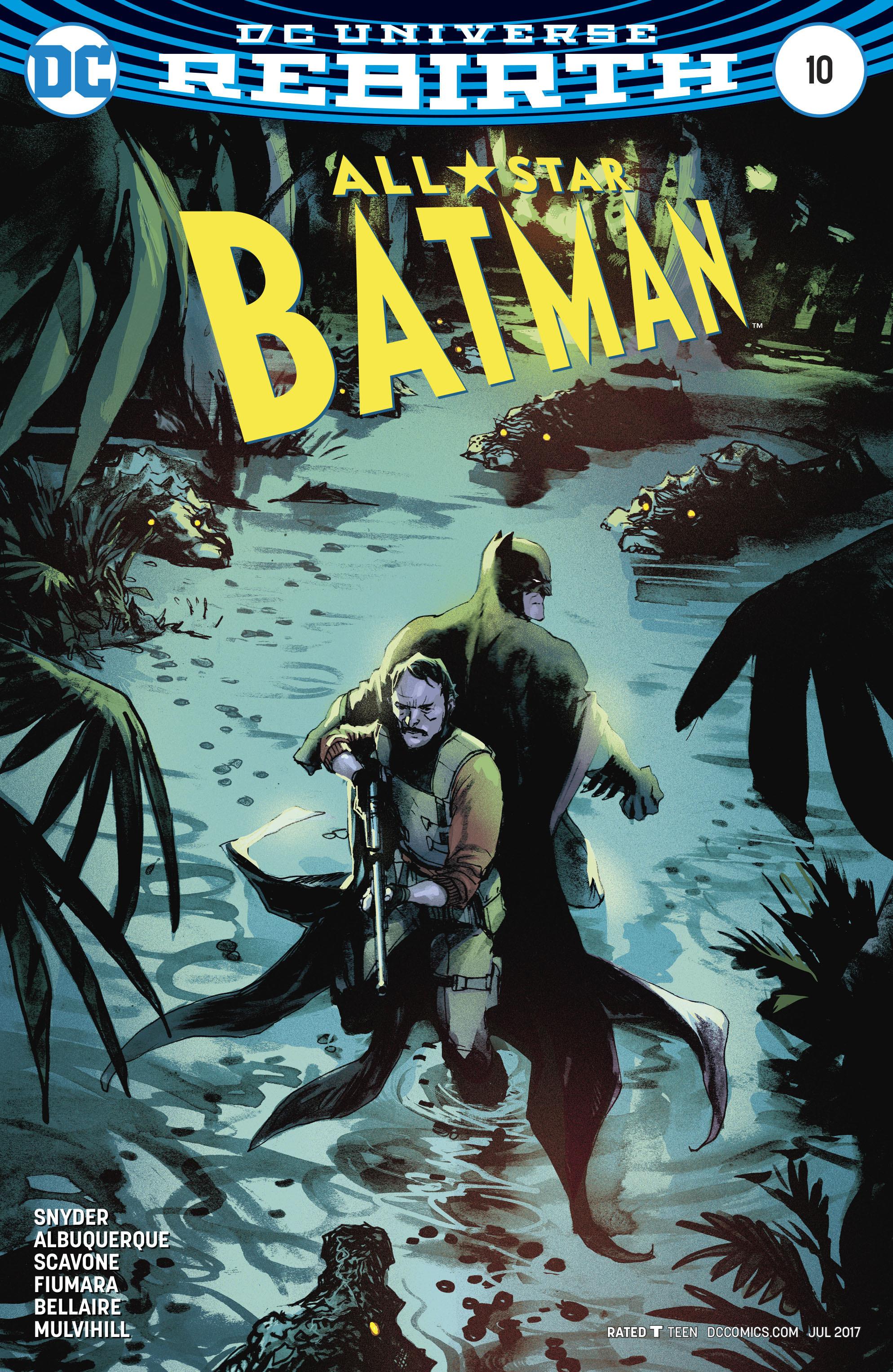 Read online All-Star Batman comic -  Issue #10 - 3