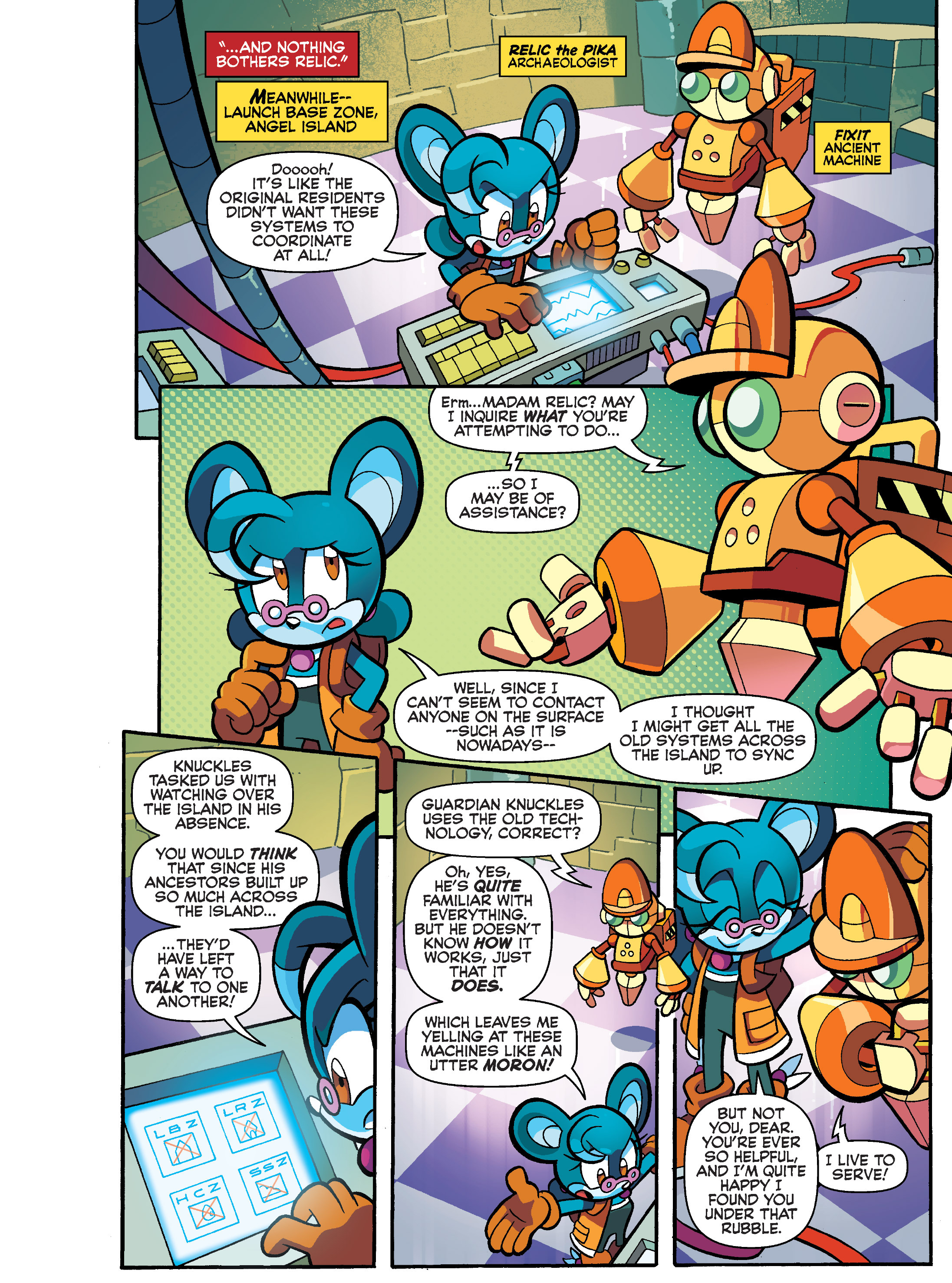 Read online Sonic Super Digest comic -  Issue #10 - 52