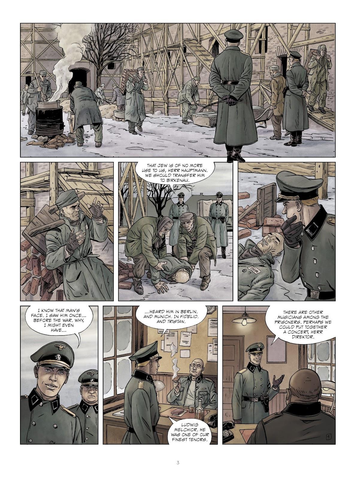 Read online Sherman comic -  Issue #6 - 3