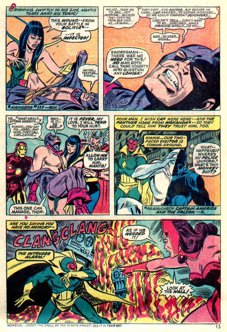 The Avengers (1963) 120 Page 8
