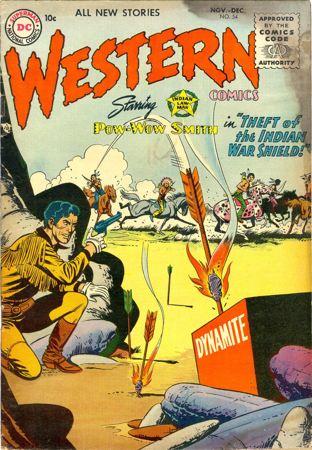 Western Comics 54 Page 1
