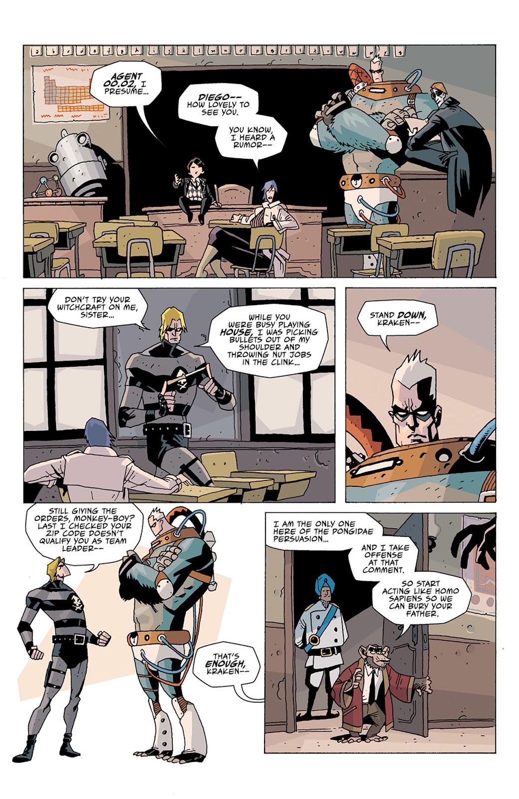 The Umbrella Academy: Apocalypse Suite issue 2 - Page 11