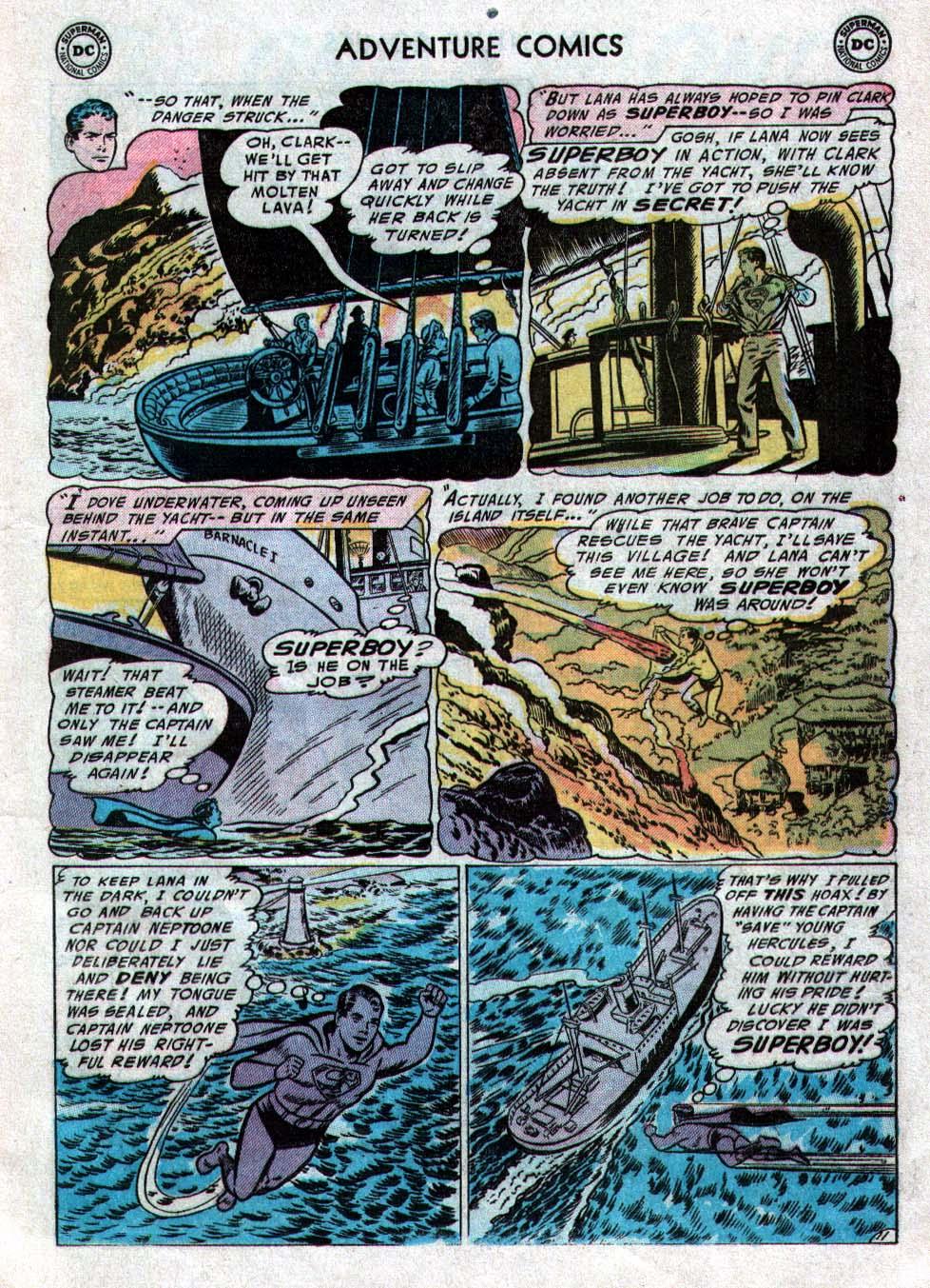 Read online Adventure Comics (1938) comic -  Issue #223 - 13