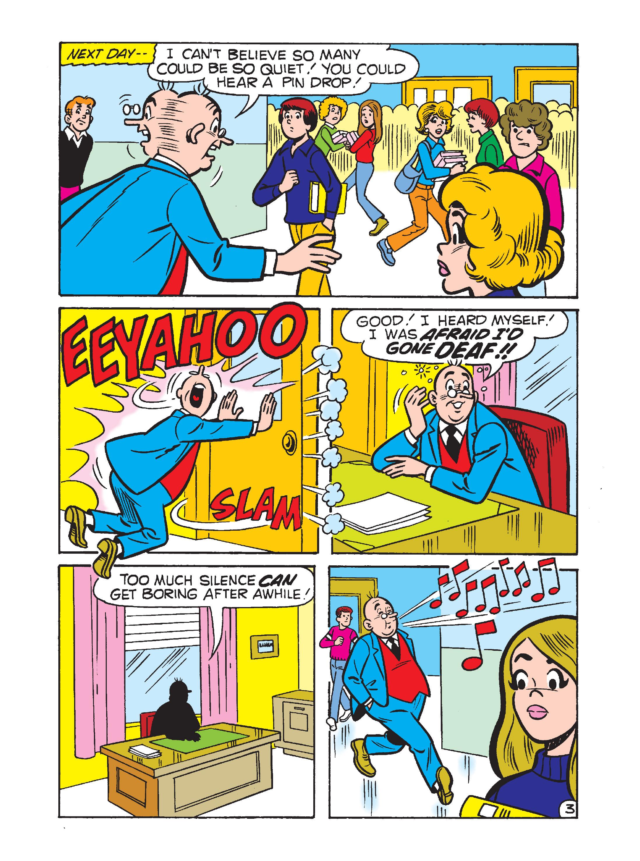 Read online Archie 1000 Page Comics Bonanza comic -  Issue #2 (Part 1) - 159