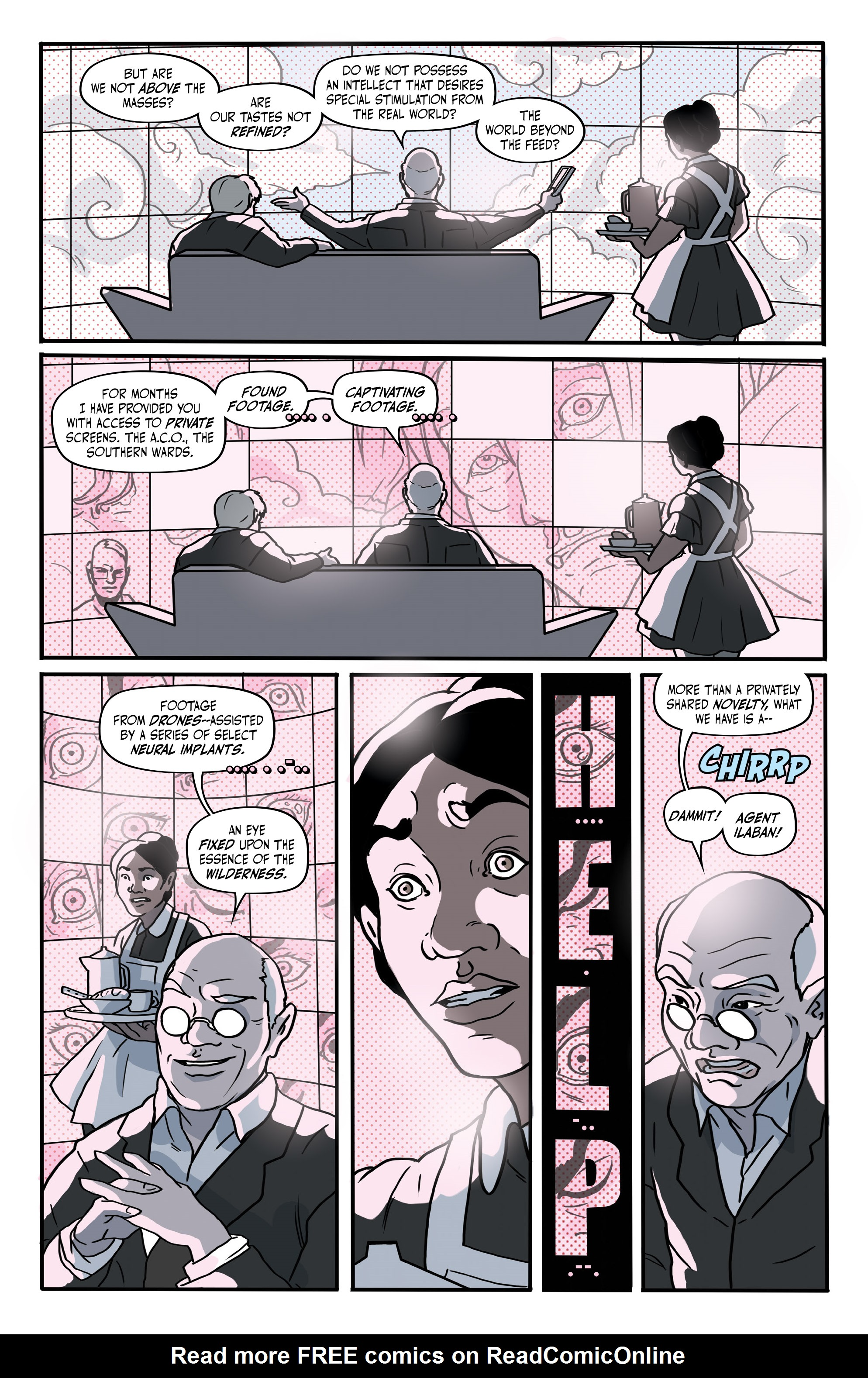 Read online Bitch Planet: Triple Feature comic -  Issue #1 - 9