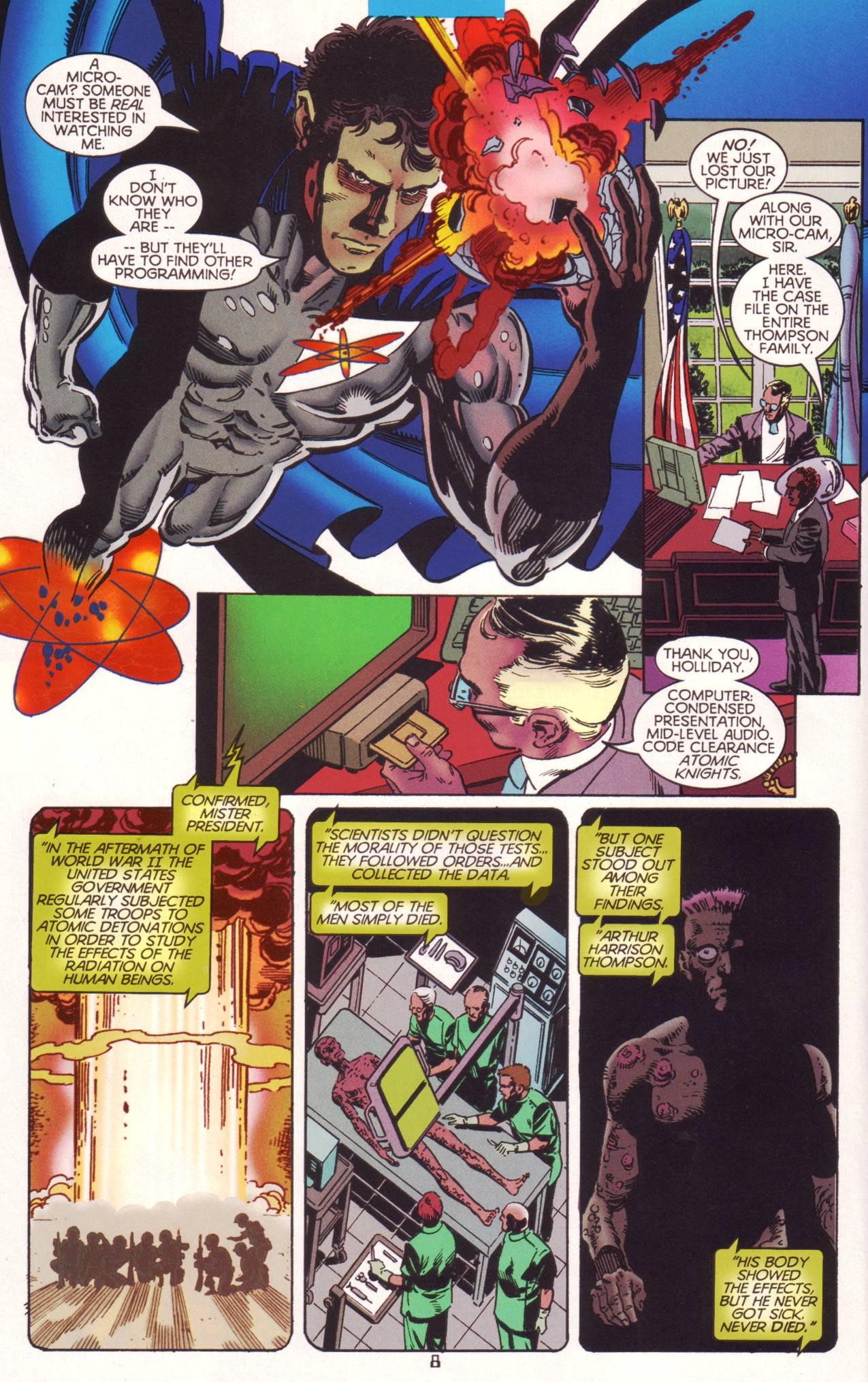 Read online Tangent Comics/ The Atom comic -  Issue # Full - 9