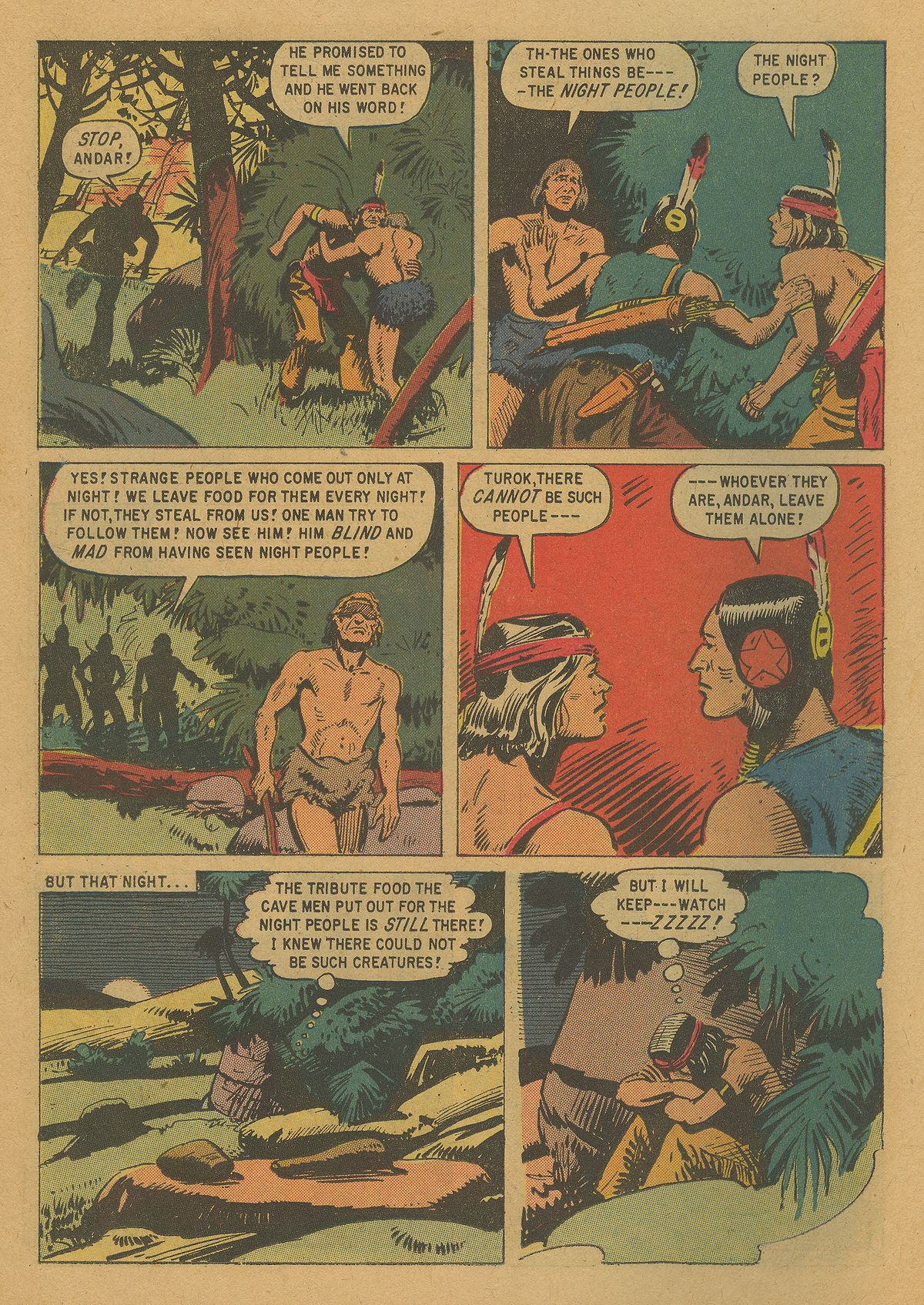 Read online Turok, Son of Stone comic -  Issue #20 - 26
