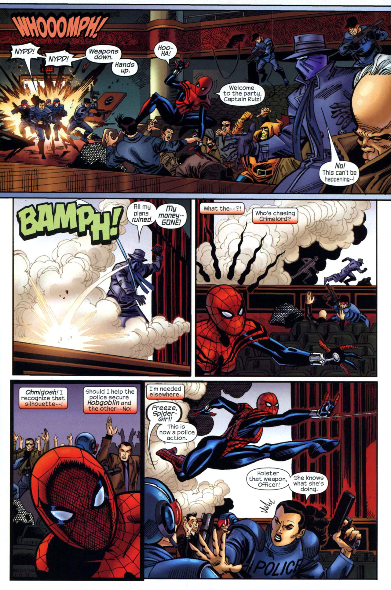 Read online Amazing Spider-Girl comic -  Issue #18 - 14