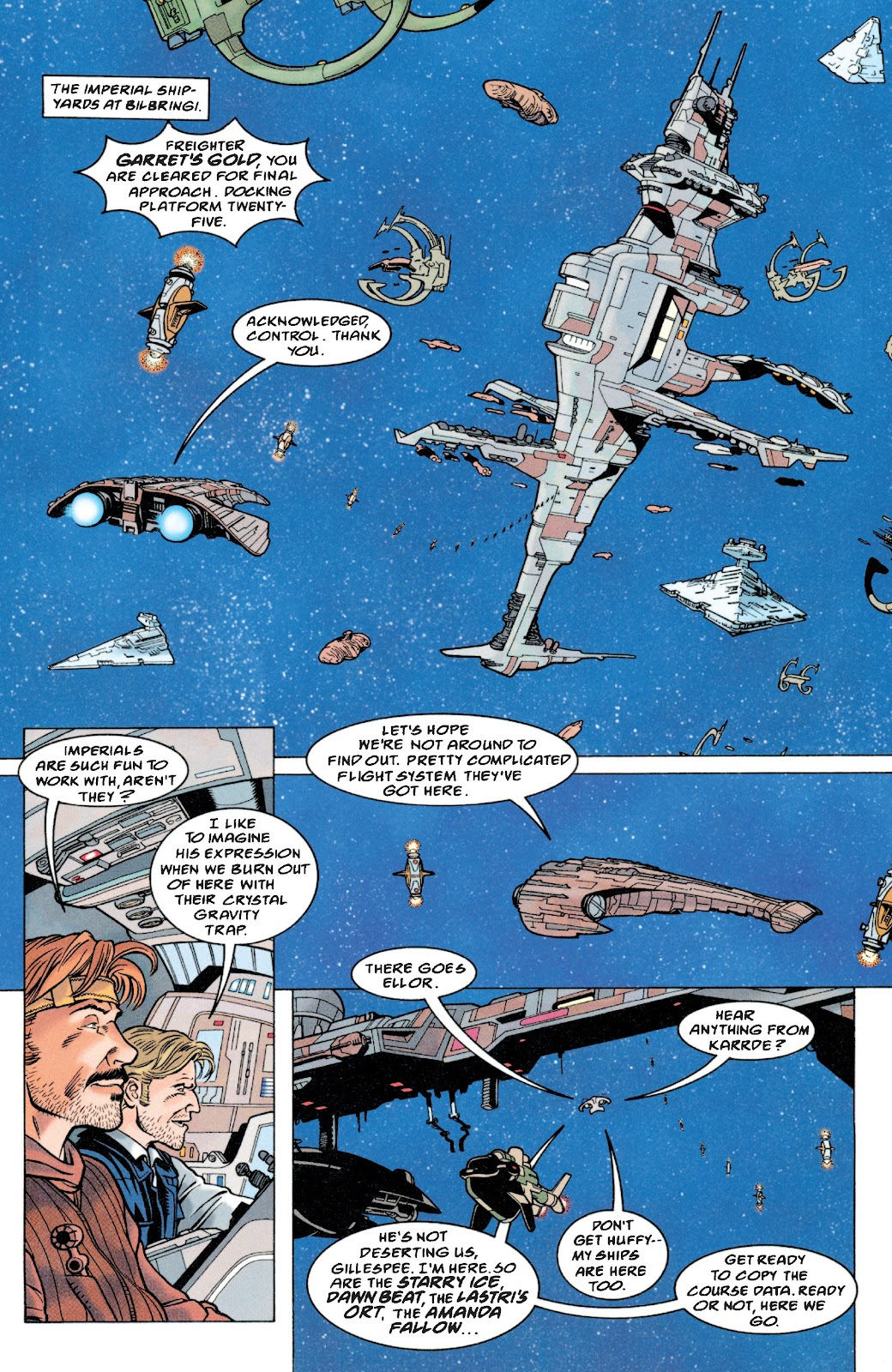 Read online Star Wars Legends: The New Republic - Epic Collection comic -  Issue # TPB 4 (Part 5) - 9