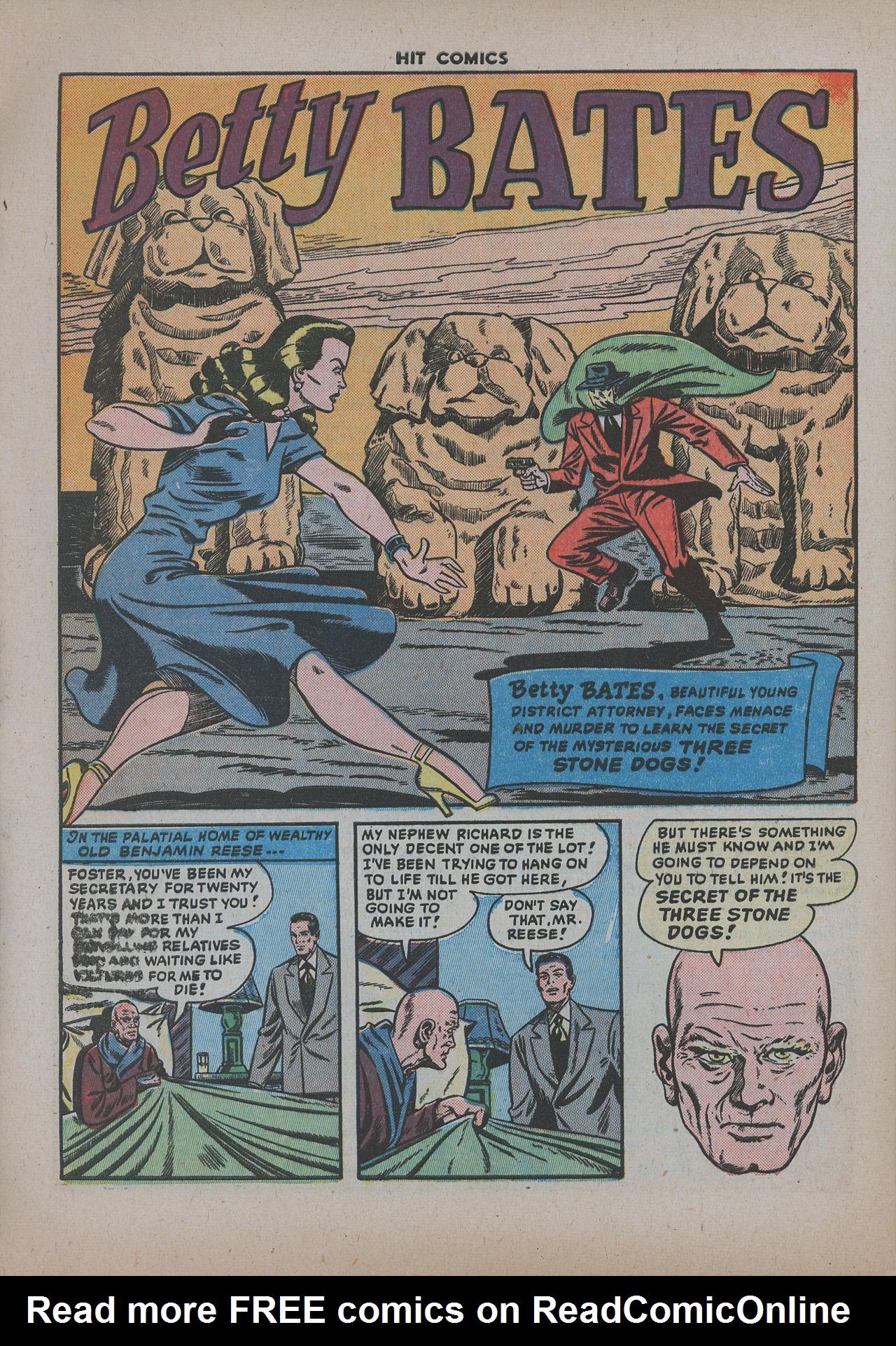 Read online Hit Comics comic -  Issue #62 - 29