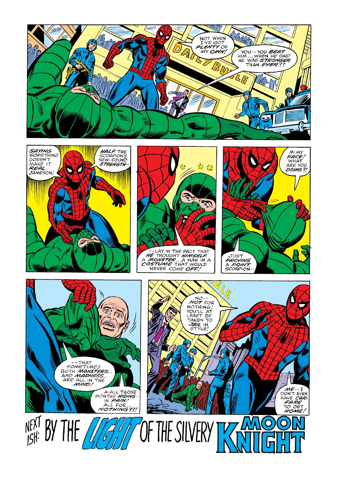 Read online Marvel Masterworks: The Spectacular Spider-Man comic -  Issue # TPB 2 (Part 2) - 16