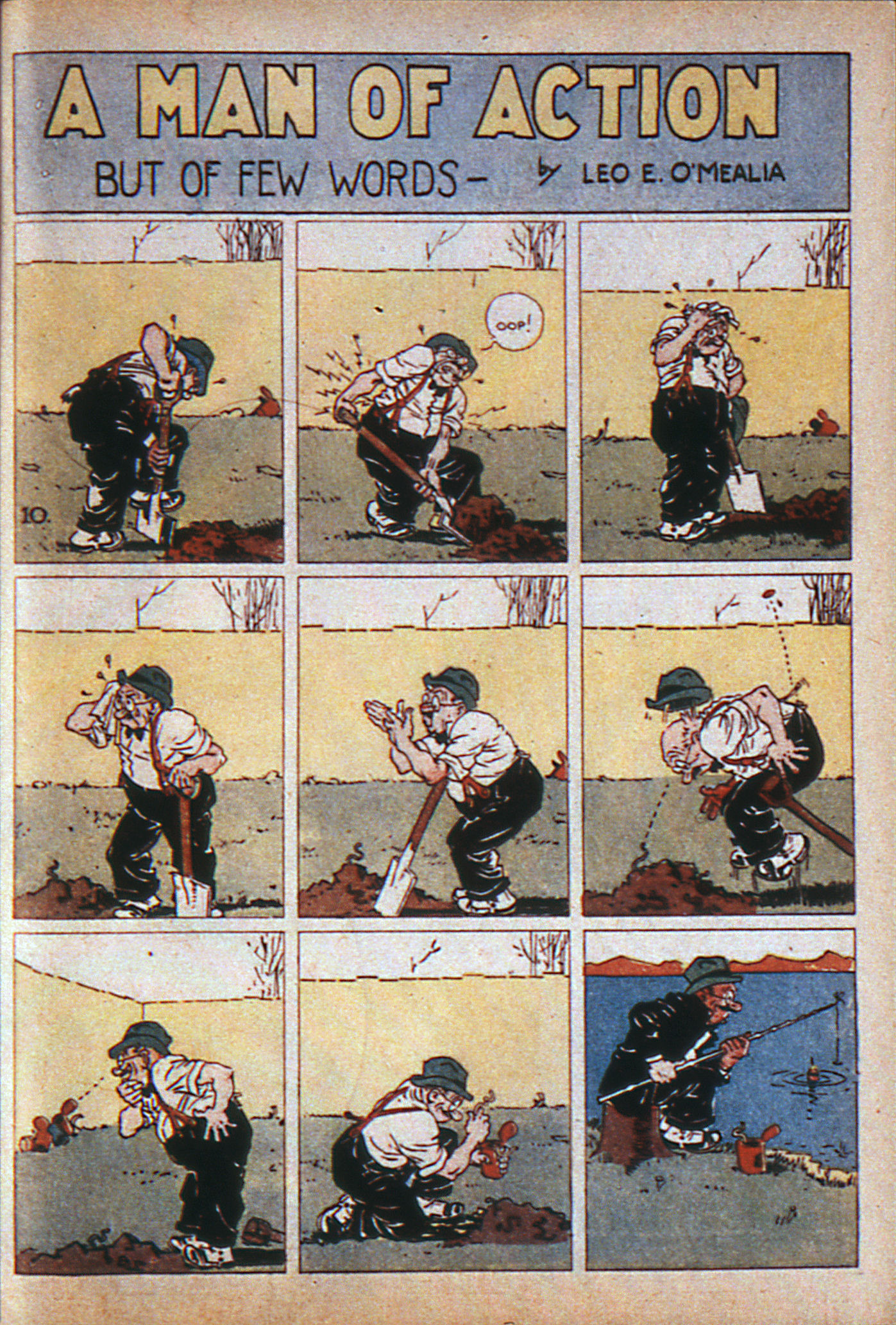 Read online Adventure Comics (1938) comic -  Issue #6 - 28