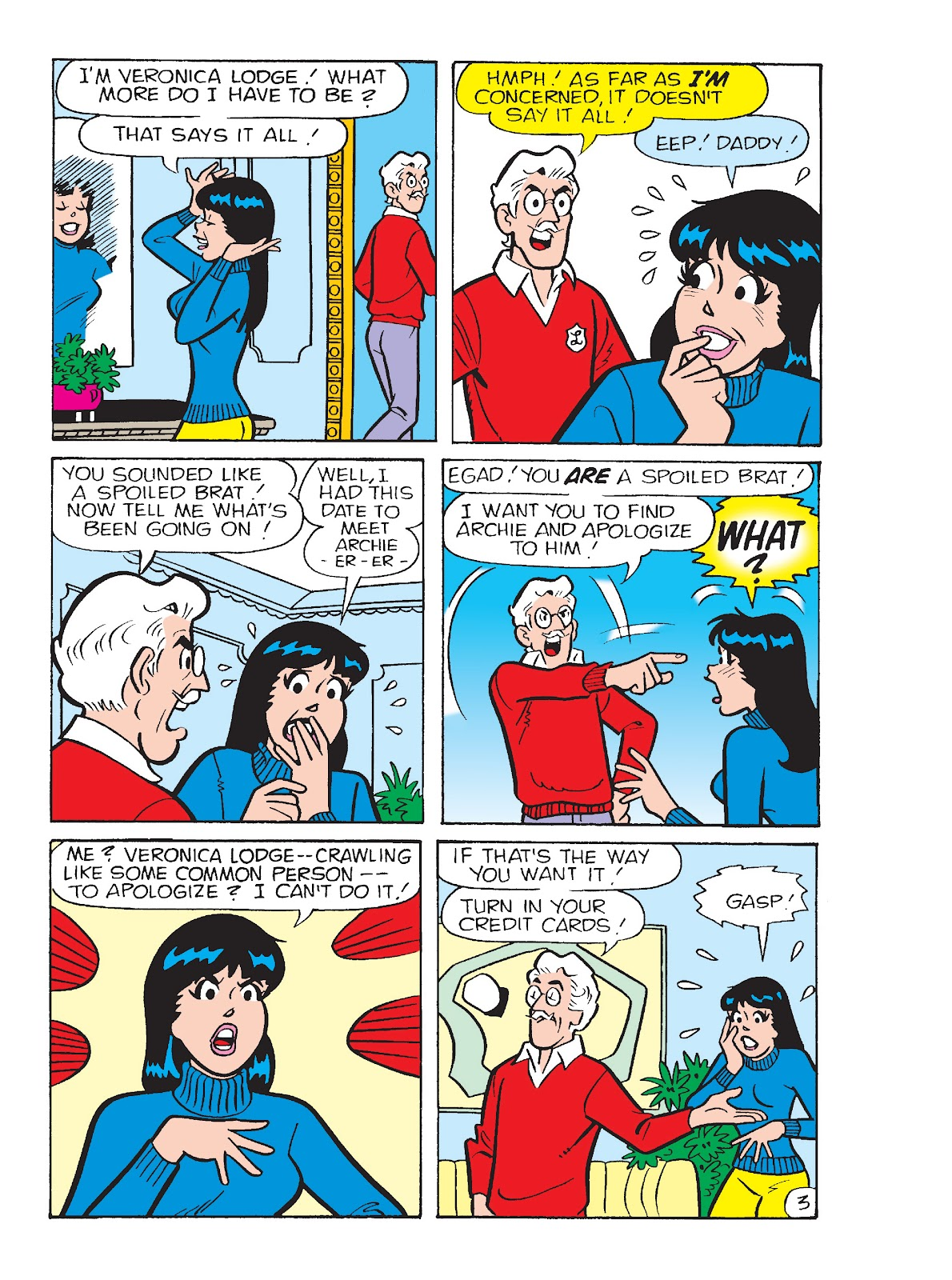 Betty and Veronica Double Digest issue 291 - Page 9