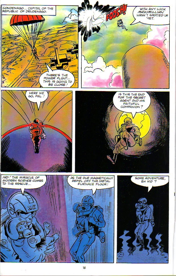 Racer X (1988) issue 1 - Page 10