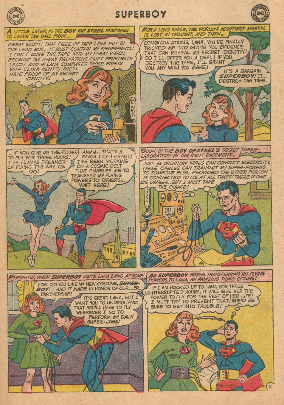 Superboy (1949) issue 72 - Page 23