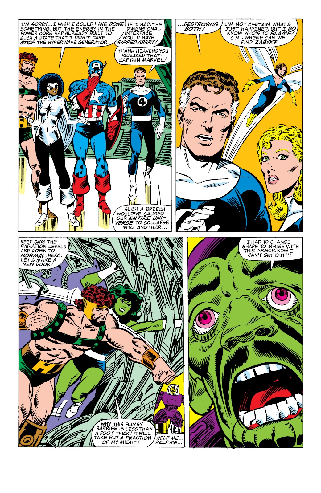 Read online Secret Invasion: Rise of the Skrulls comic -  Issue # TPB (Part 2) - 22