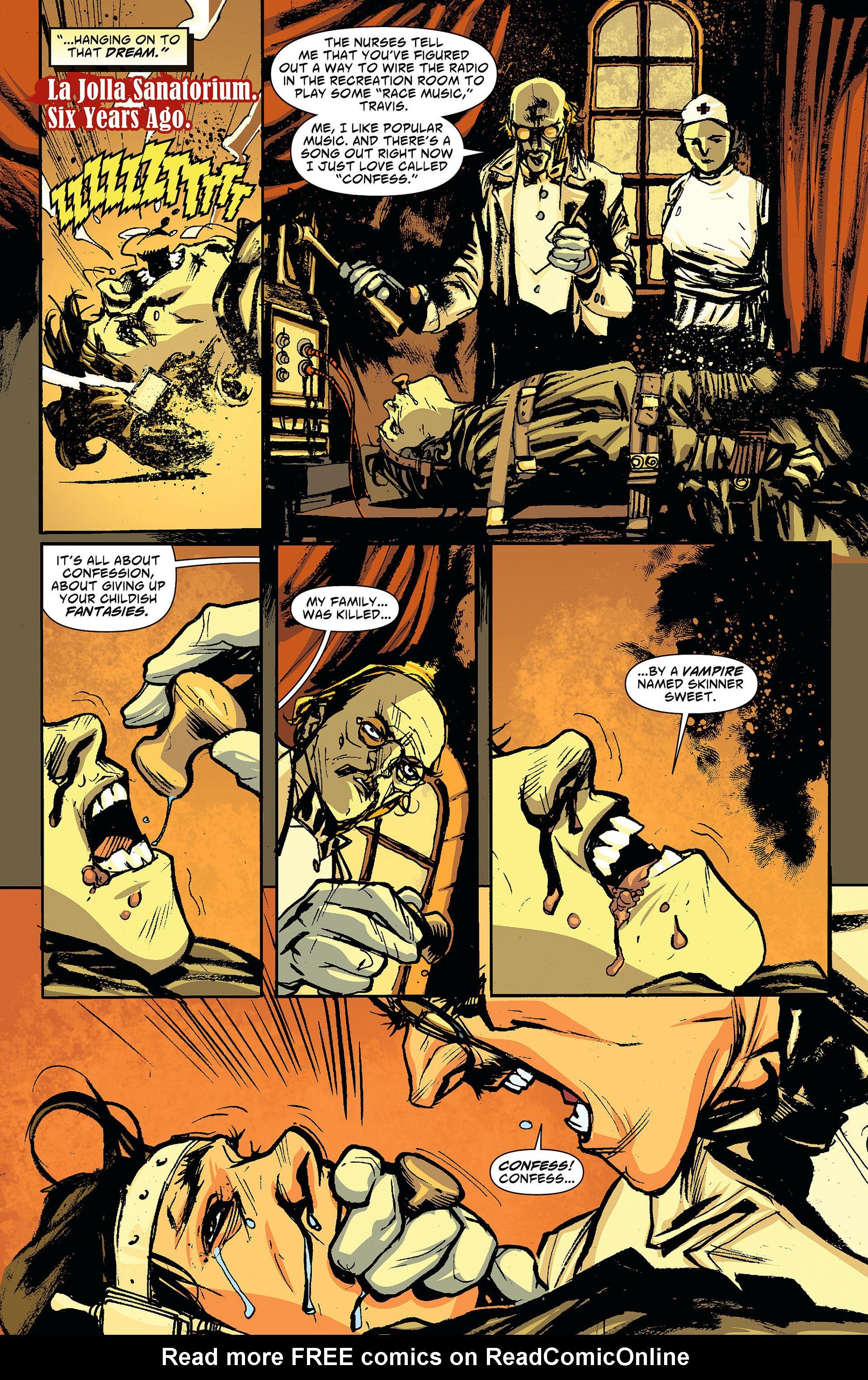 Read online American Vampire comic -  Issue #24 - 6
