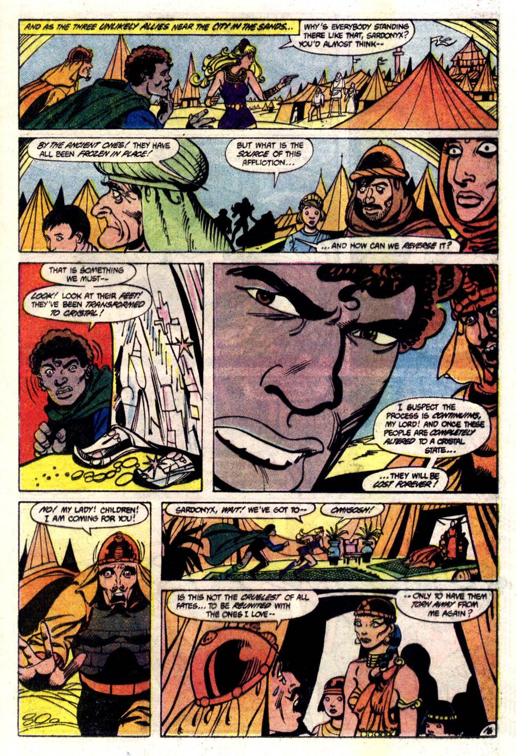 Read online Amethyst (1985) comic -  Issue #6 - 17
