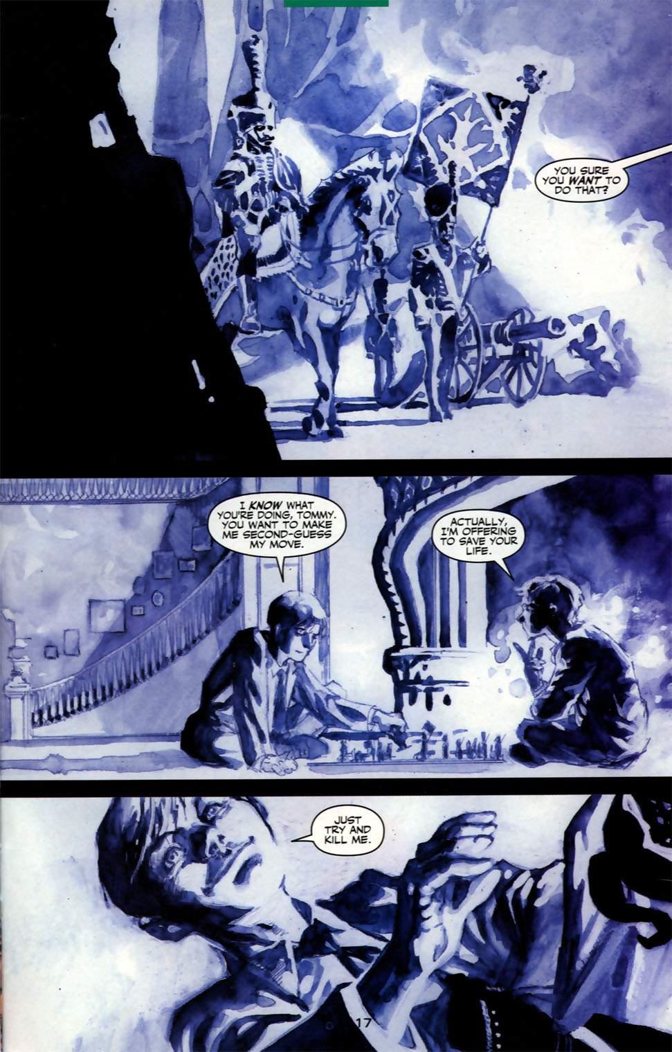 Read online Batman: Hush comic -  Issue #2 - 16
