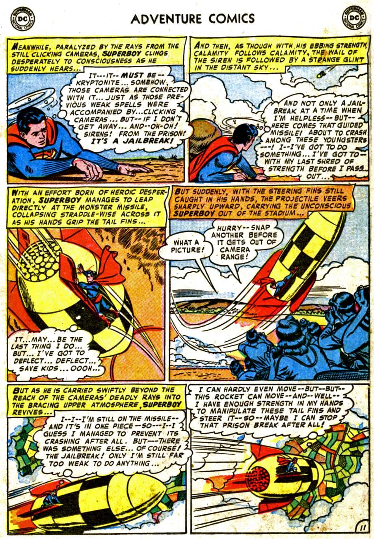 Read online Adventure Comics (1938) comic -  Issue #184 - 13