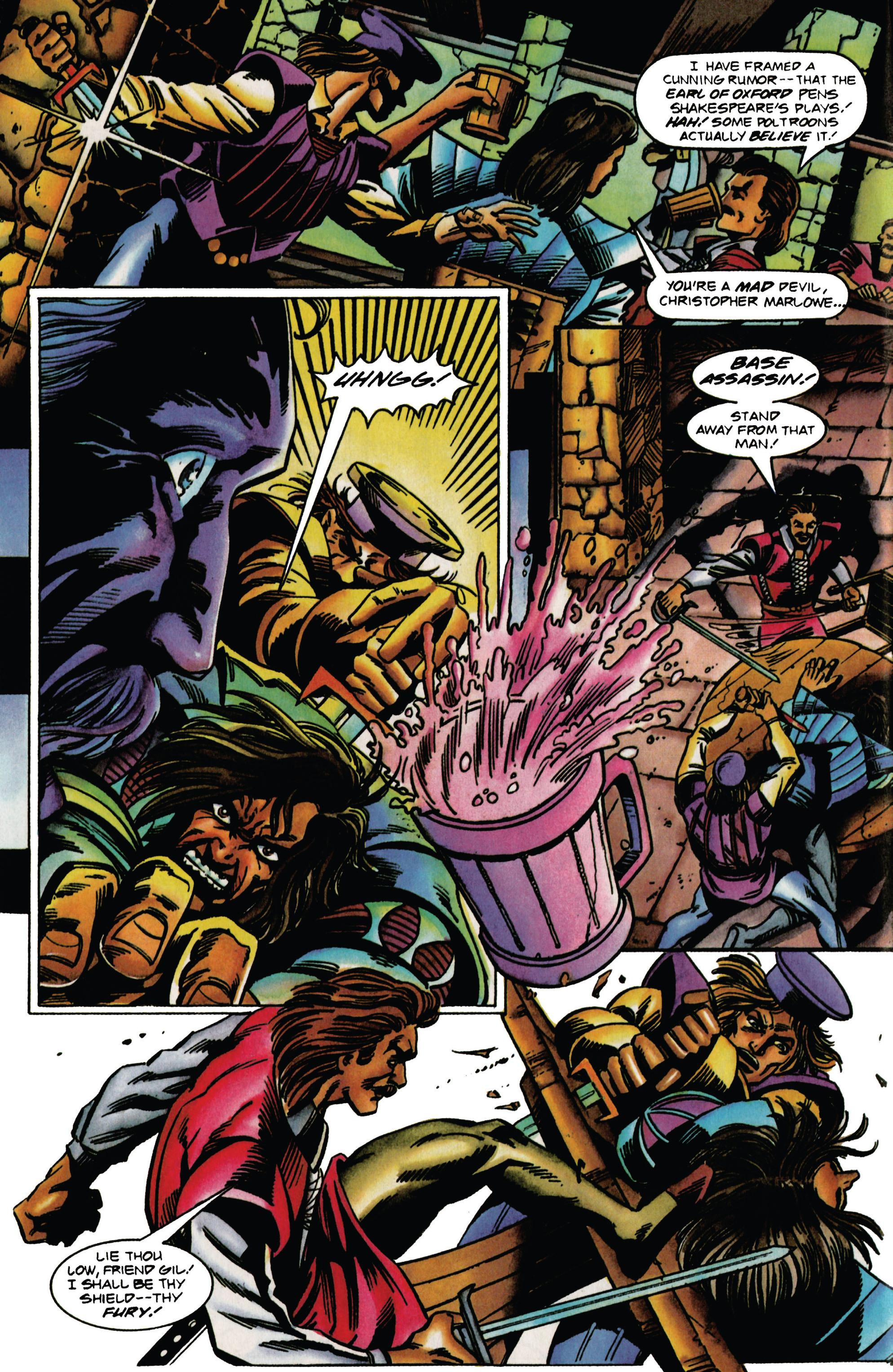 Read online Eternal Warrior (1992) comic -  Issue #30 - 3