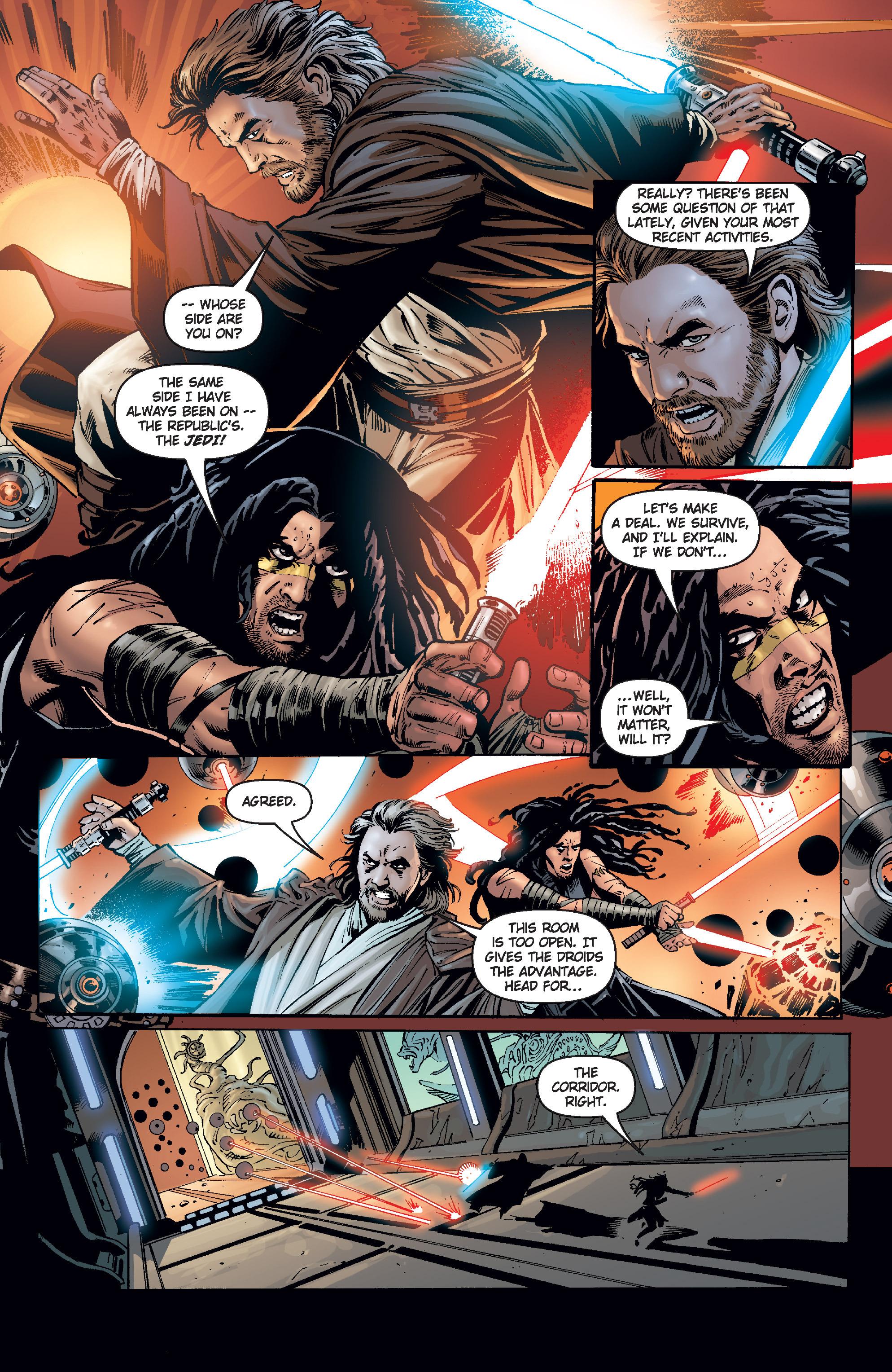 Read online Star Wars Omnibus comic -  Issue # Vol. 26 - 11