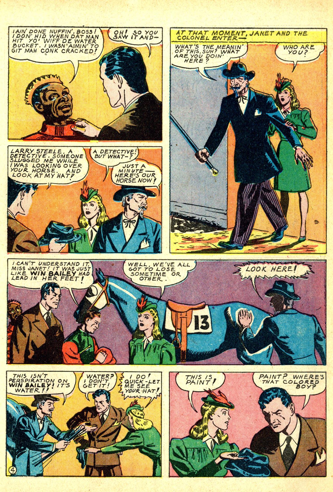 Read online Detective Comics (1937) comic -  Issue #50 - 35