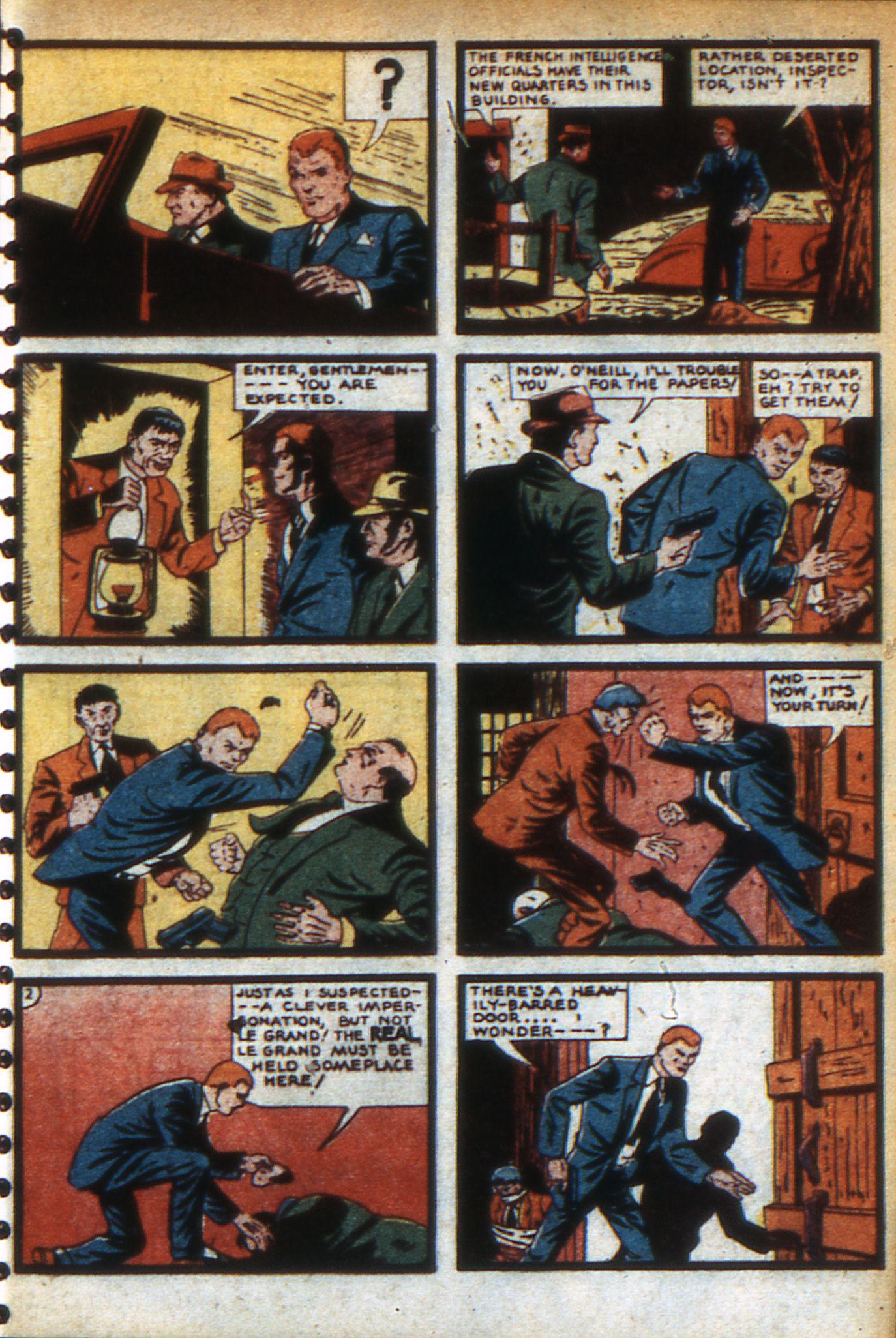 Read online Adventure Comics (1938) comic -  Issue #47 - 18