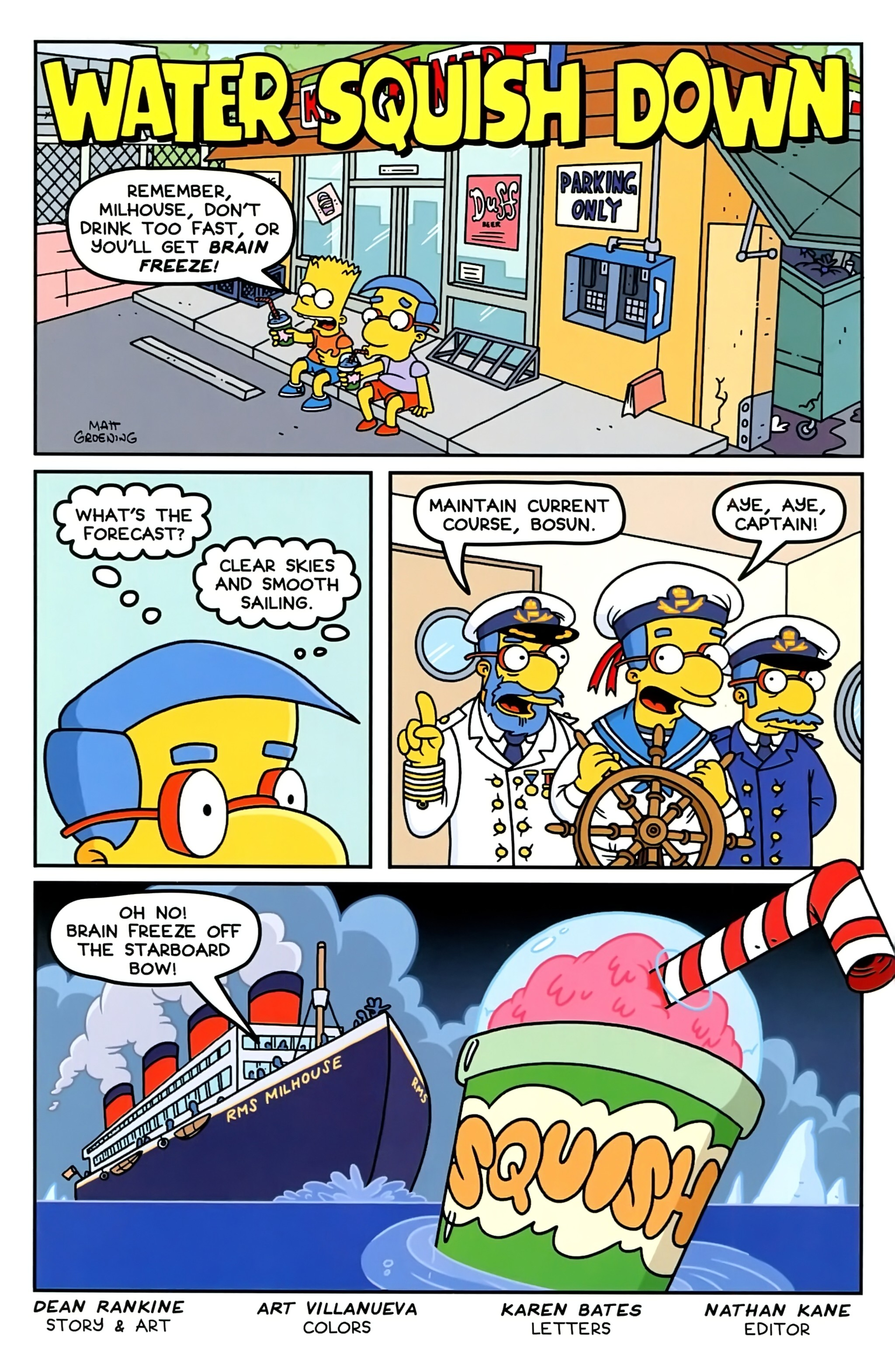 Read online Simpsons Comics comic -  Issue #234 - 16