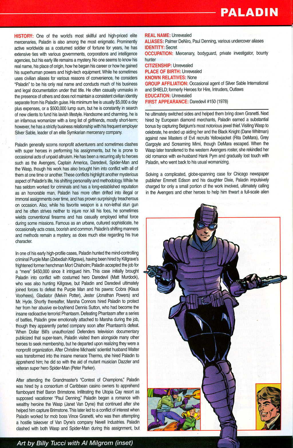 Read online All-New Official Handbook of the Marvel Universe A to Z: Update comic -  Issue #3 - 49