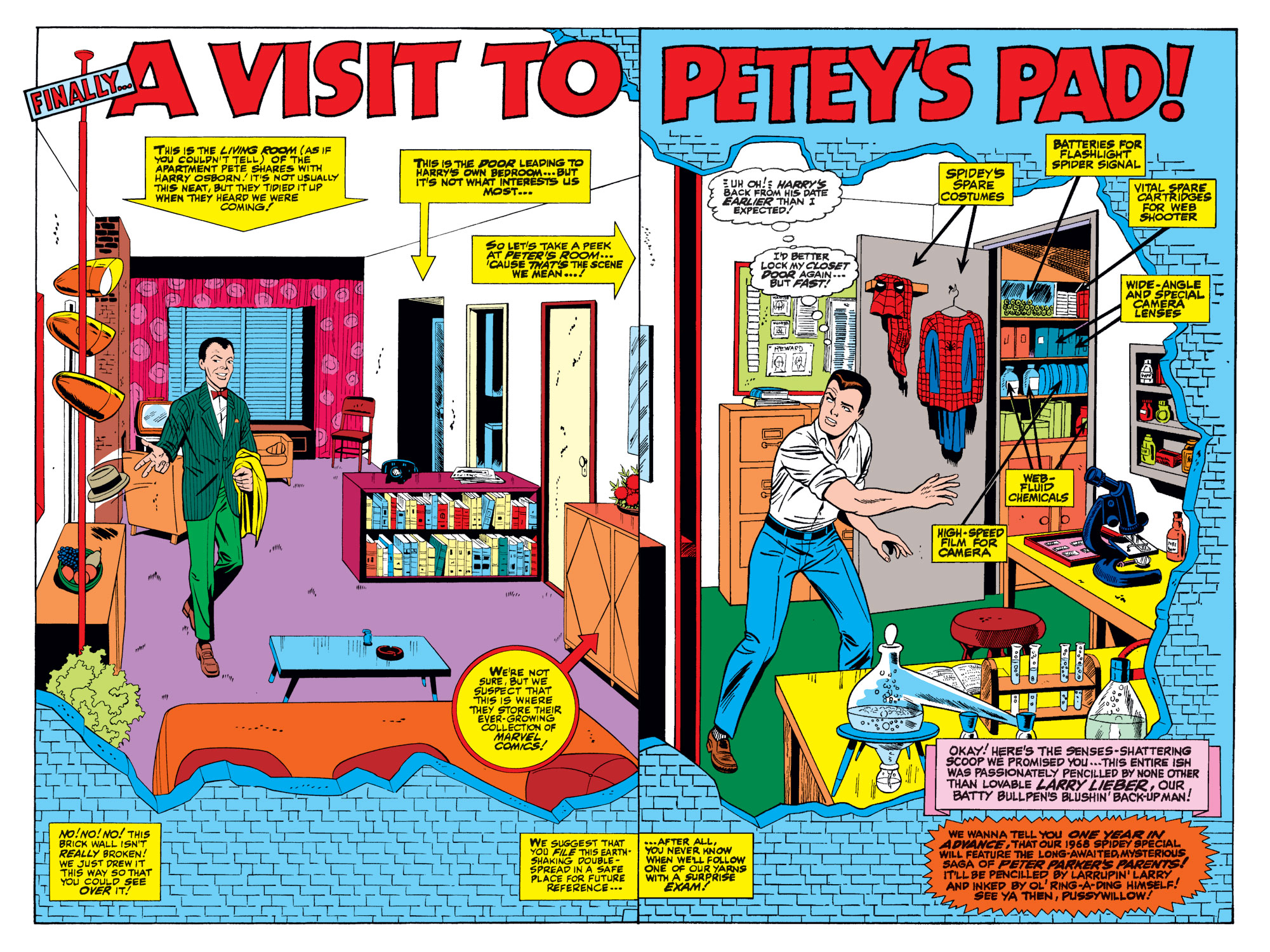 The Amazing Spider-Man (1963) _Annual_4 Page 49