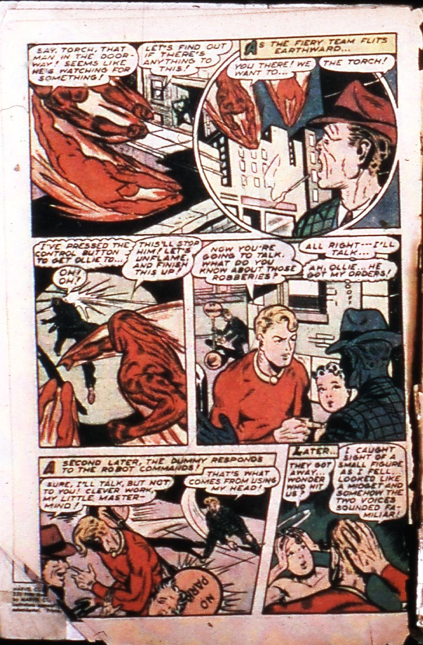 Marvel Mystery Comics (1939) issue 75 - Page 7