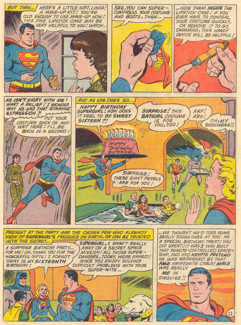 Read online Action Comics (1938) comic -  Issue #341 - 31